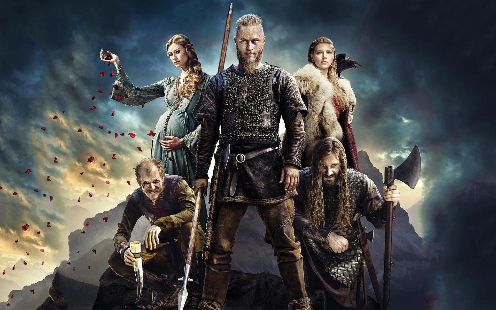 Vikings Season 4 Wallpapers Hd Wallpapers