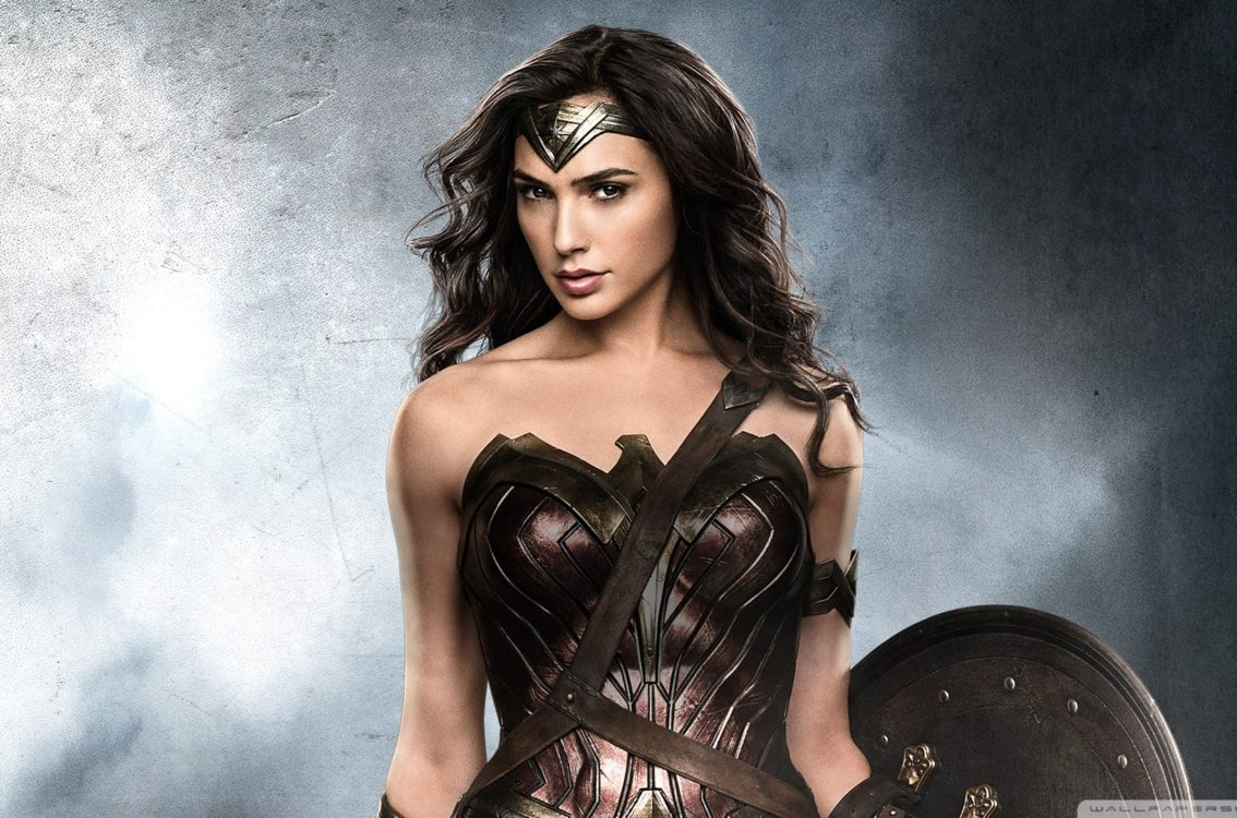 Wonder Woman Gal Gadot Hd Desktop Wallpaper Hd Wallpapers