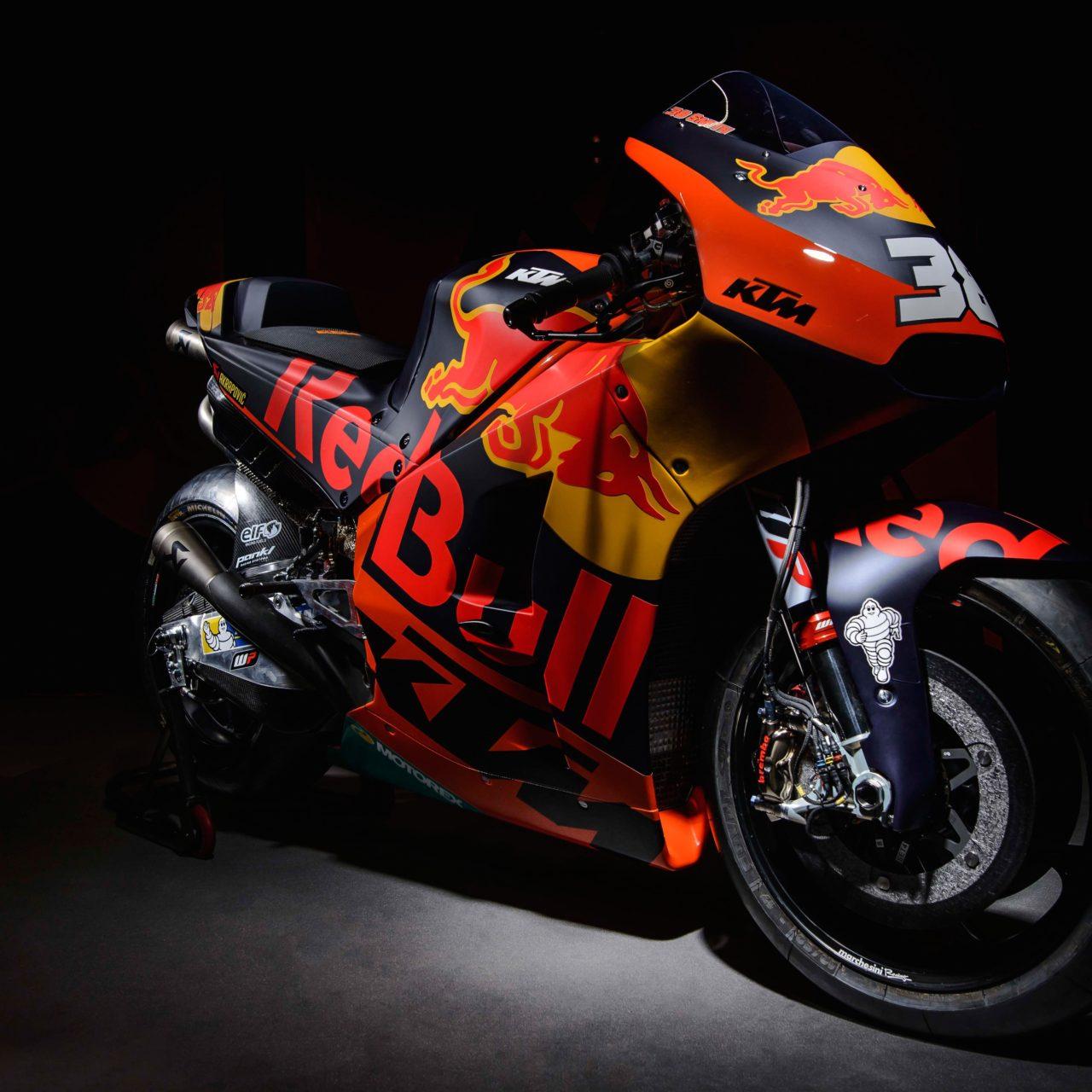 2017 KTM RC16 MotoGP Race Bike Wallpapers