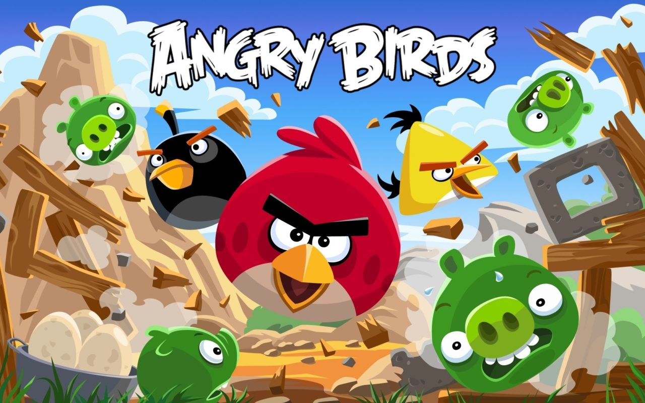 Angry Birds New Version Hd Wallpaper Hd Wallpapers
