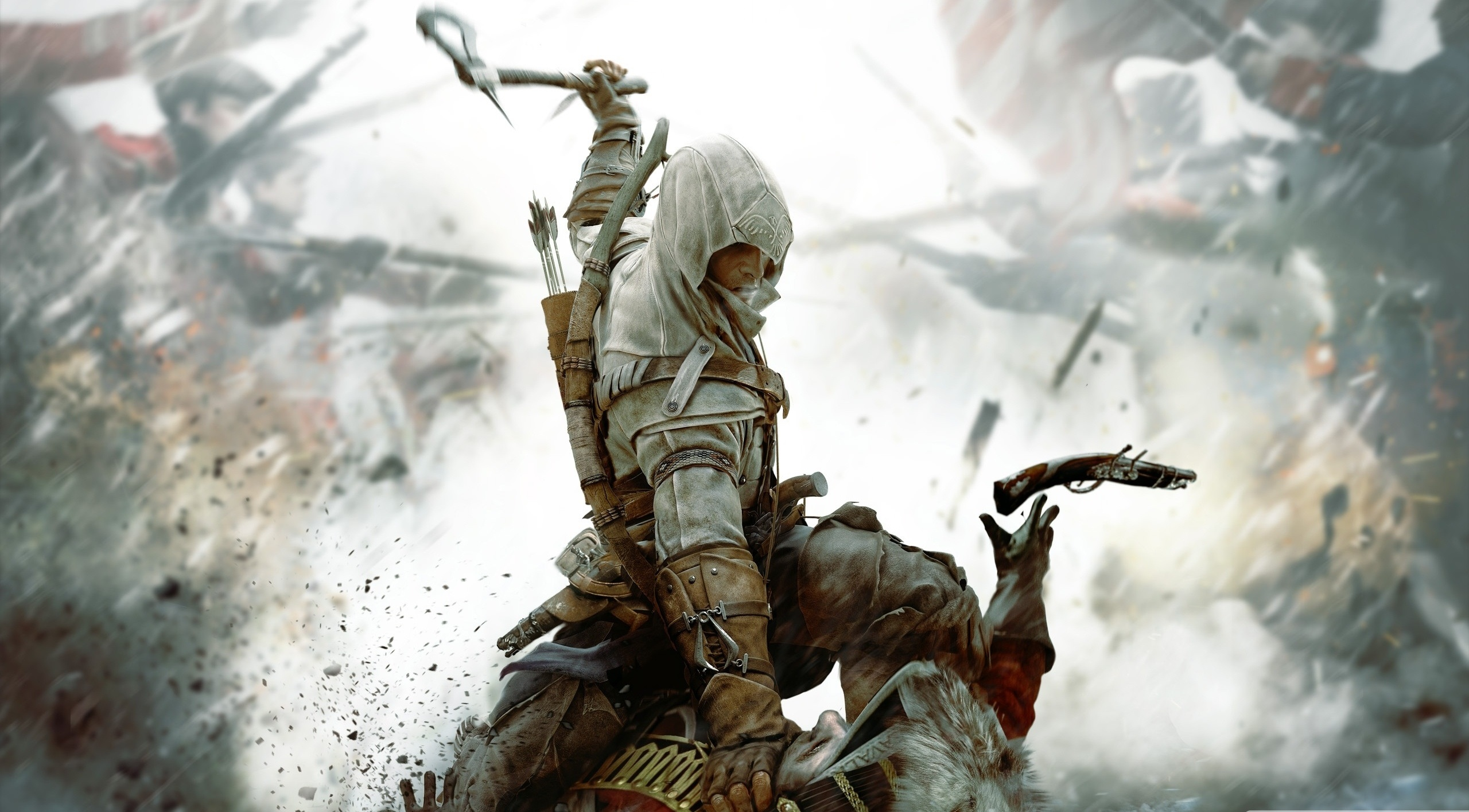 Assassins Creed Iii Wallpapers Hd Wallpapers