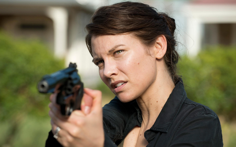 Maggie The Walking Dead Season 6 Wallpapers Hd Wallpapers