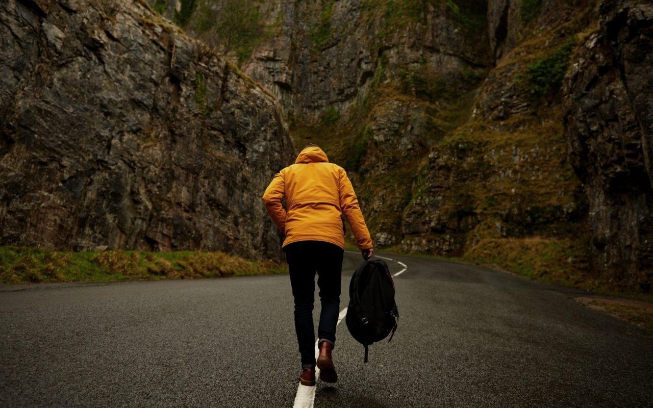 Mountain Hiking Hd Wallpaper Hd Wallpapers
