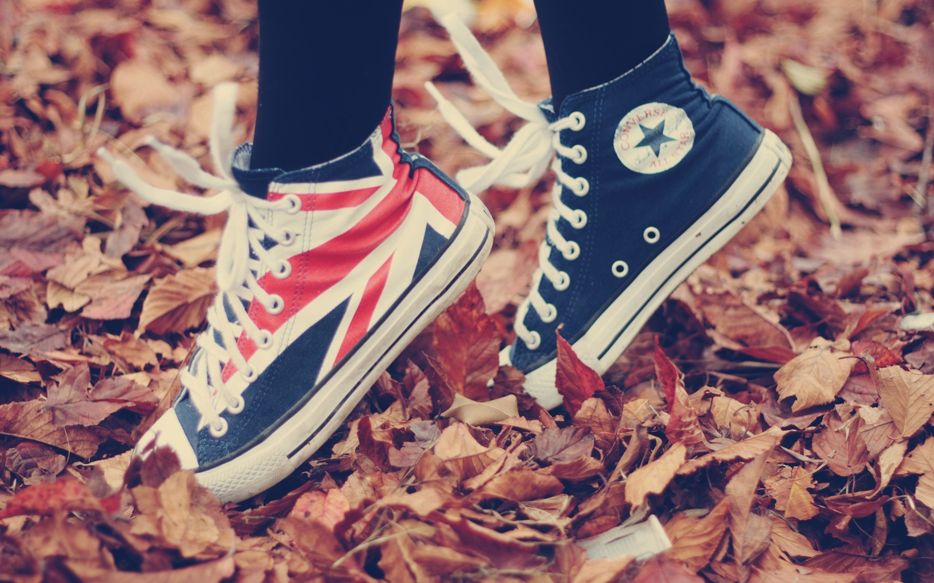 Shoes Sneakers Converse Style Fall Sports 1920x1200 Wallpaper