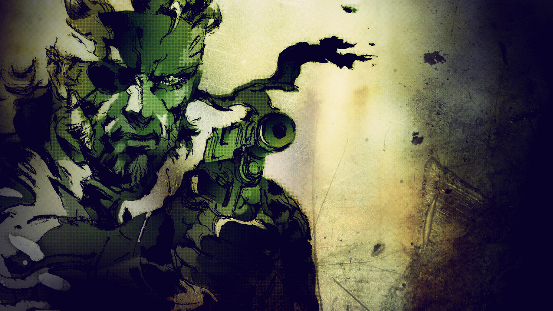 Metal Gear Solid Stealth Action Sony Playstation Wallpaper Hd Wallpapers