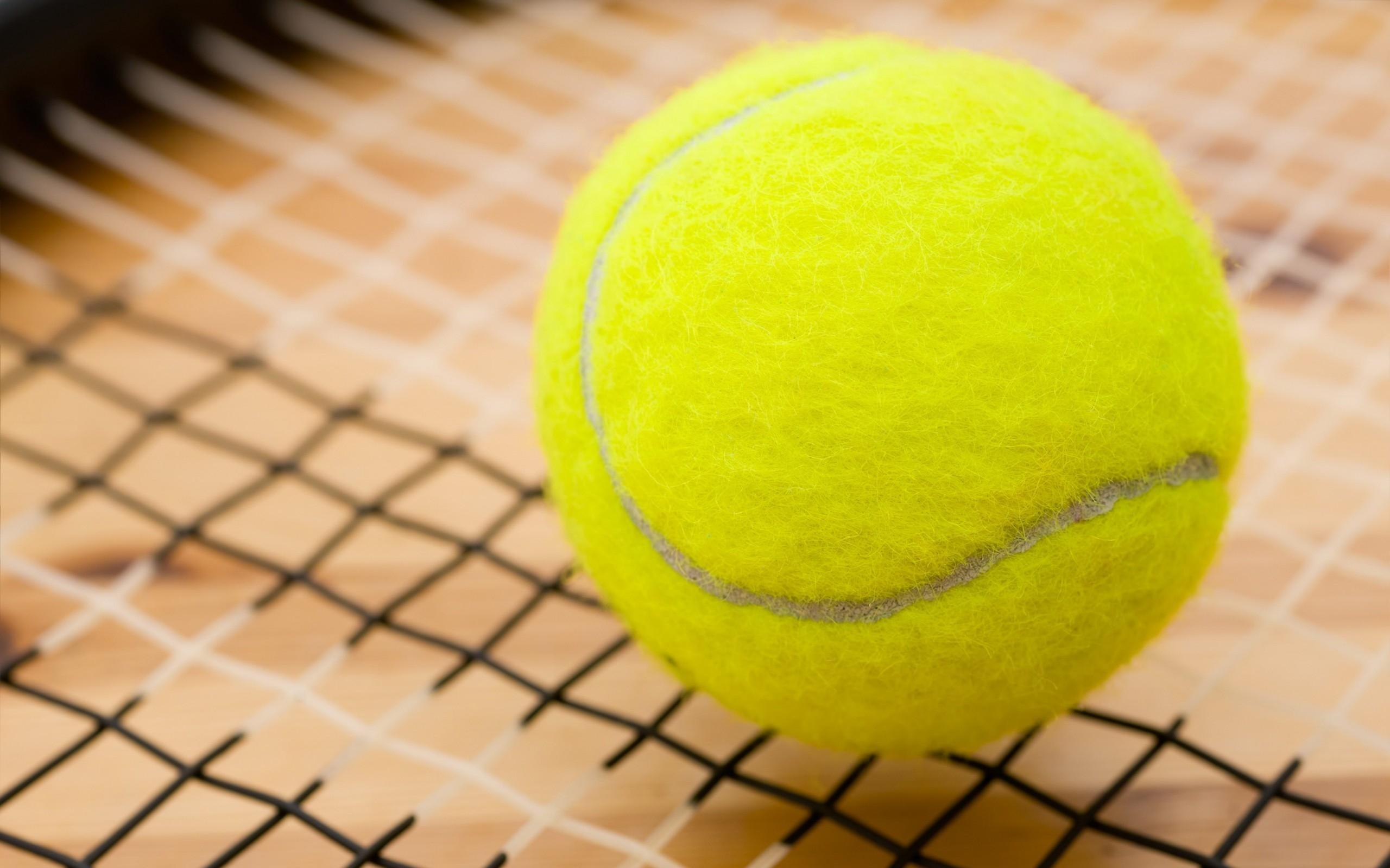 Ball Tennis Sports Wallpaper Hd Wallpapers