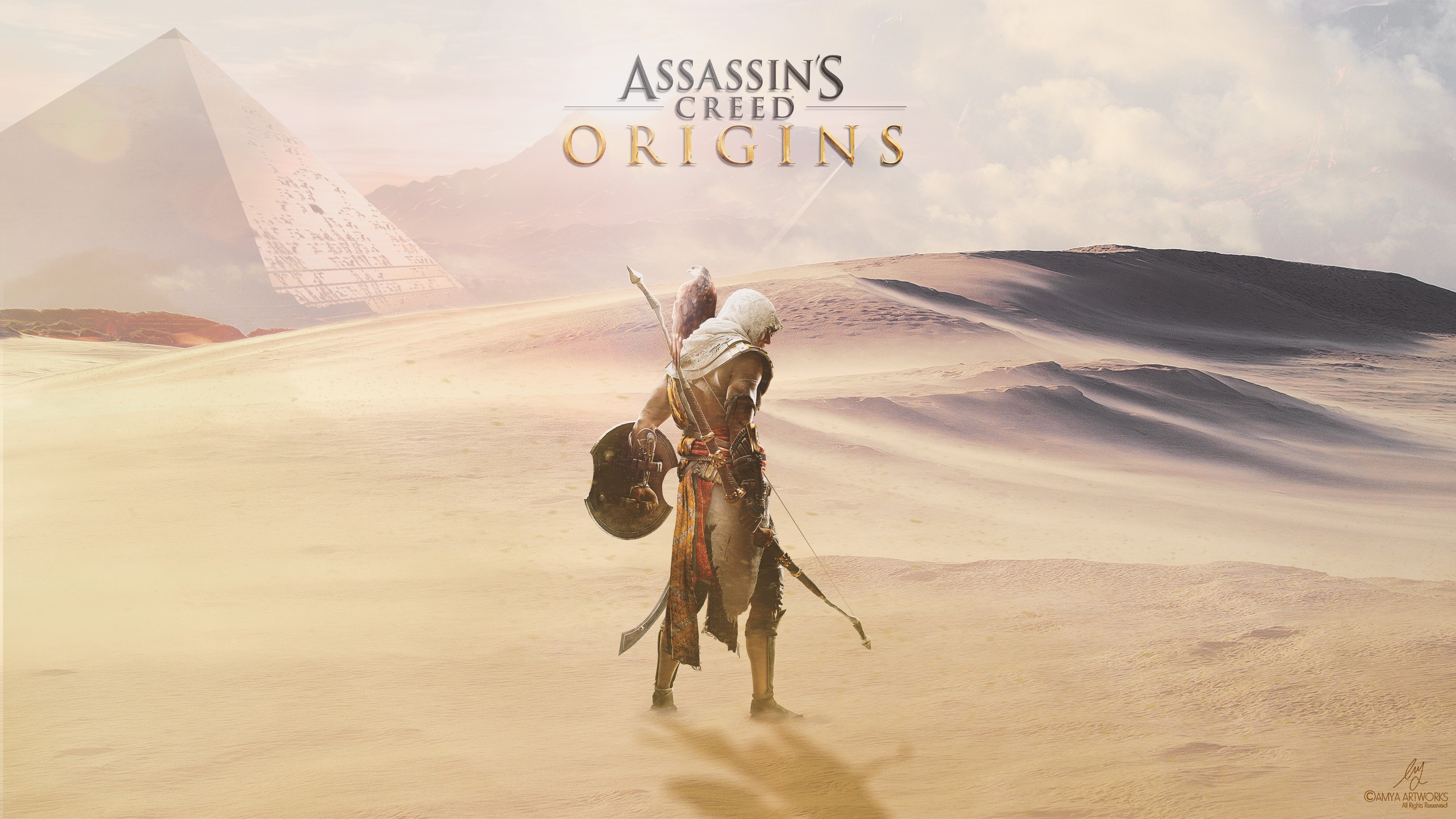 Assassins Creed Origins Wallpapers Hd Wallpapers