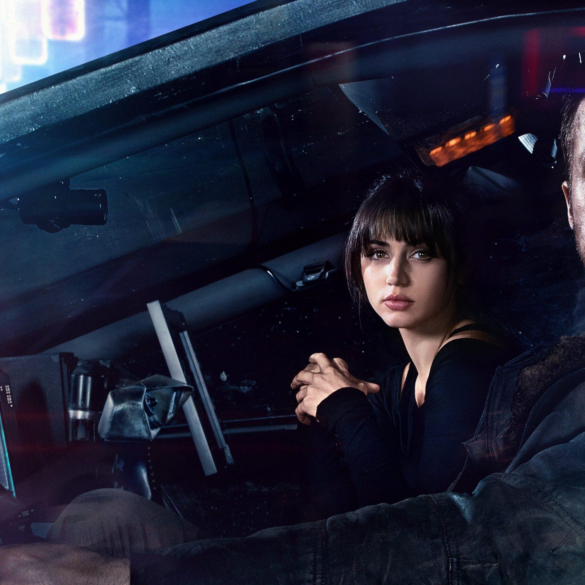 Blade Runner 2049 Ryan Gosling Ana De Armas 4k Wallpapers Hd