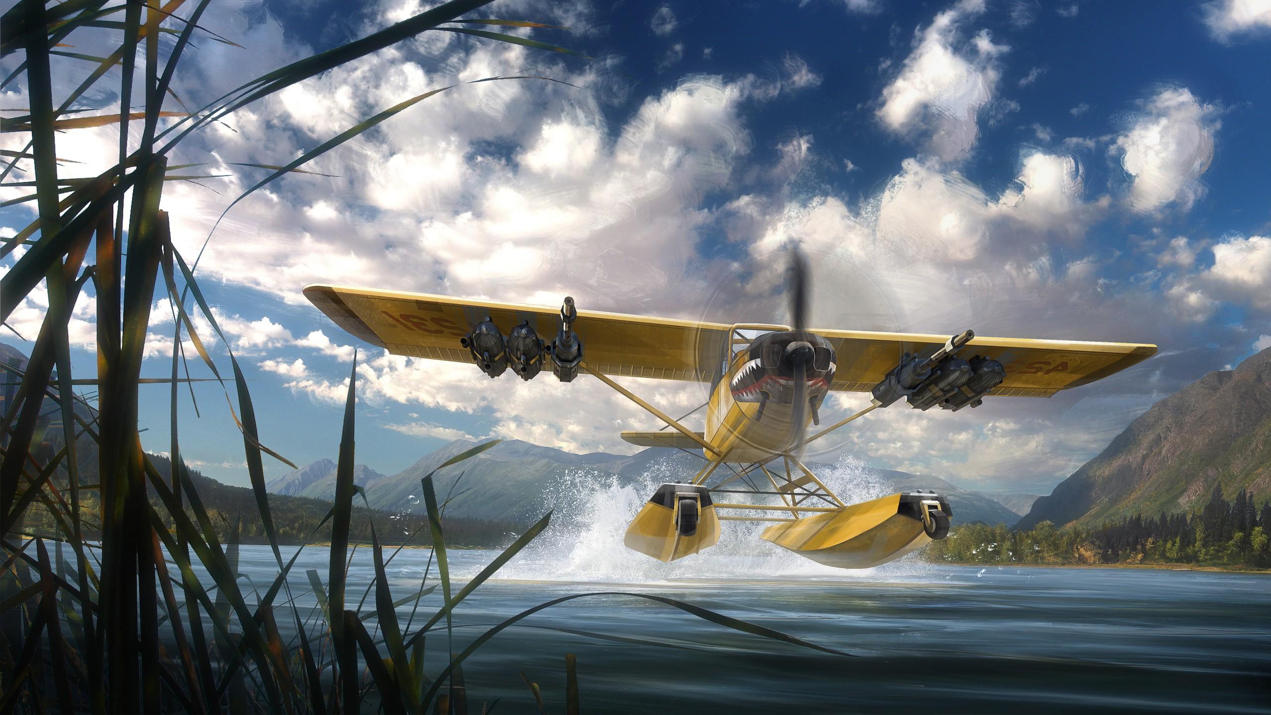 Far Cry 5 Artwork 4k Wallpaper Hd Wallpapers