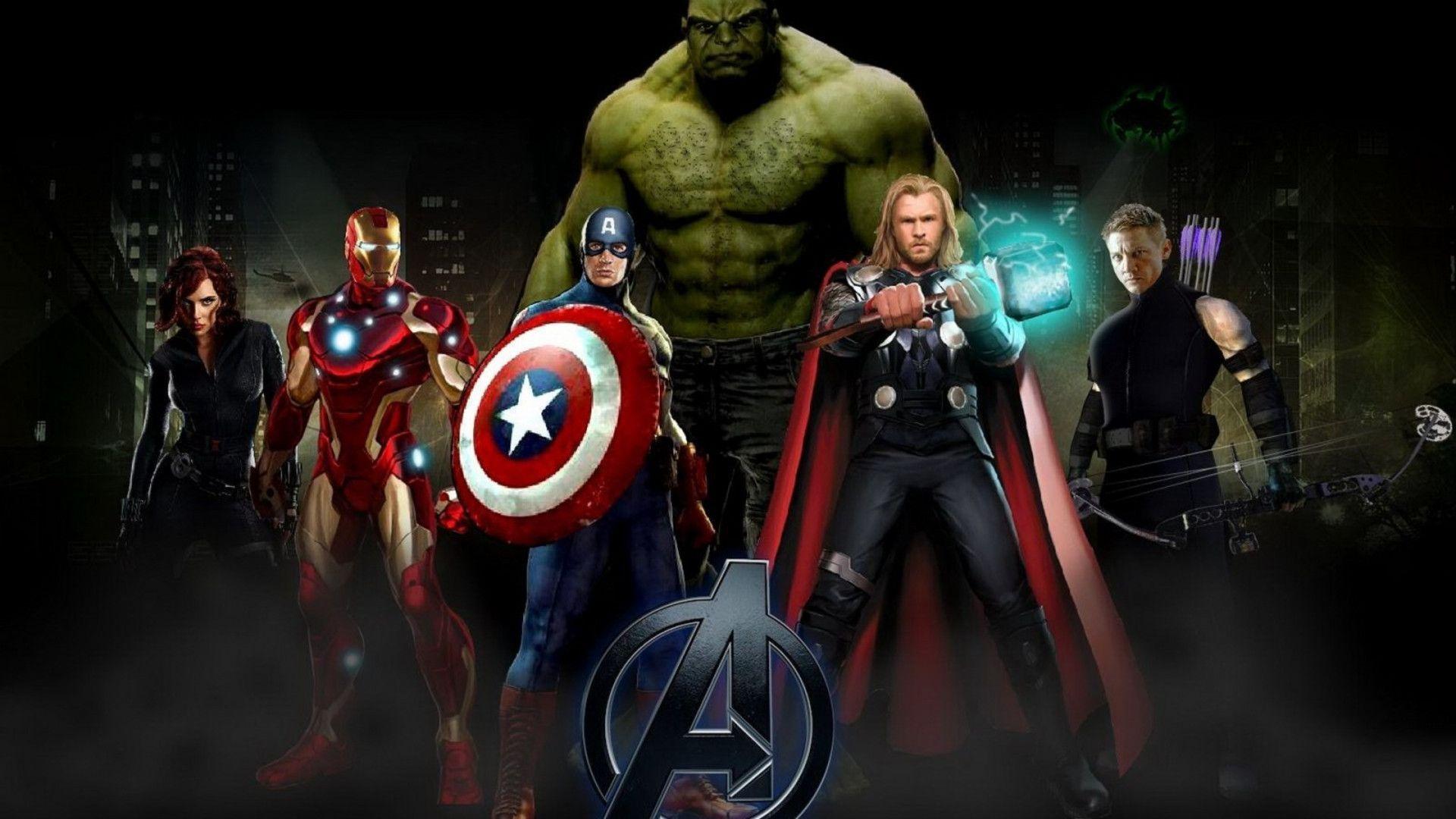 Avengers Assemble 2016 Hd Wallpapers
