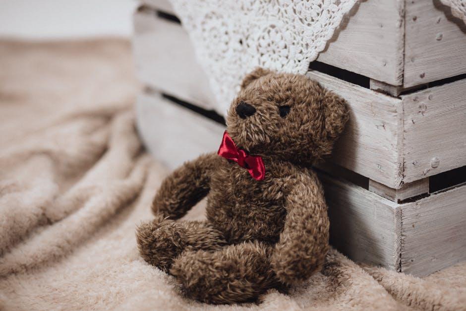 Cute Stuffed Toy Teddy Bear Wallpaper Hd Wallpapers