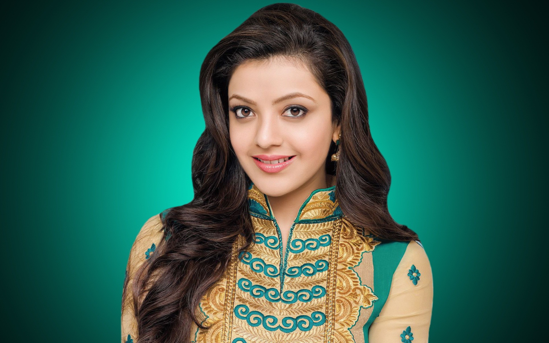 Kajal Agarwal Full Hd New Wallpaper Hd Wallpapers