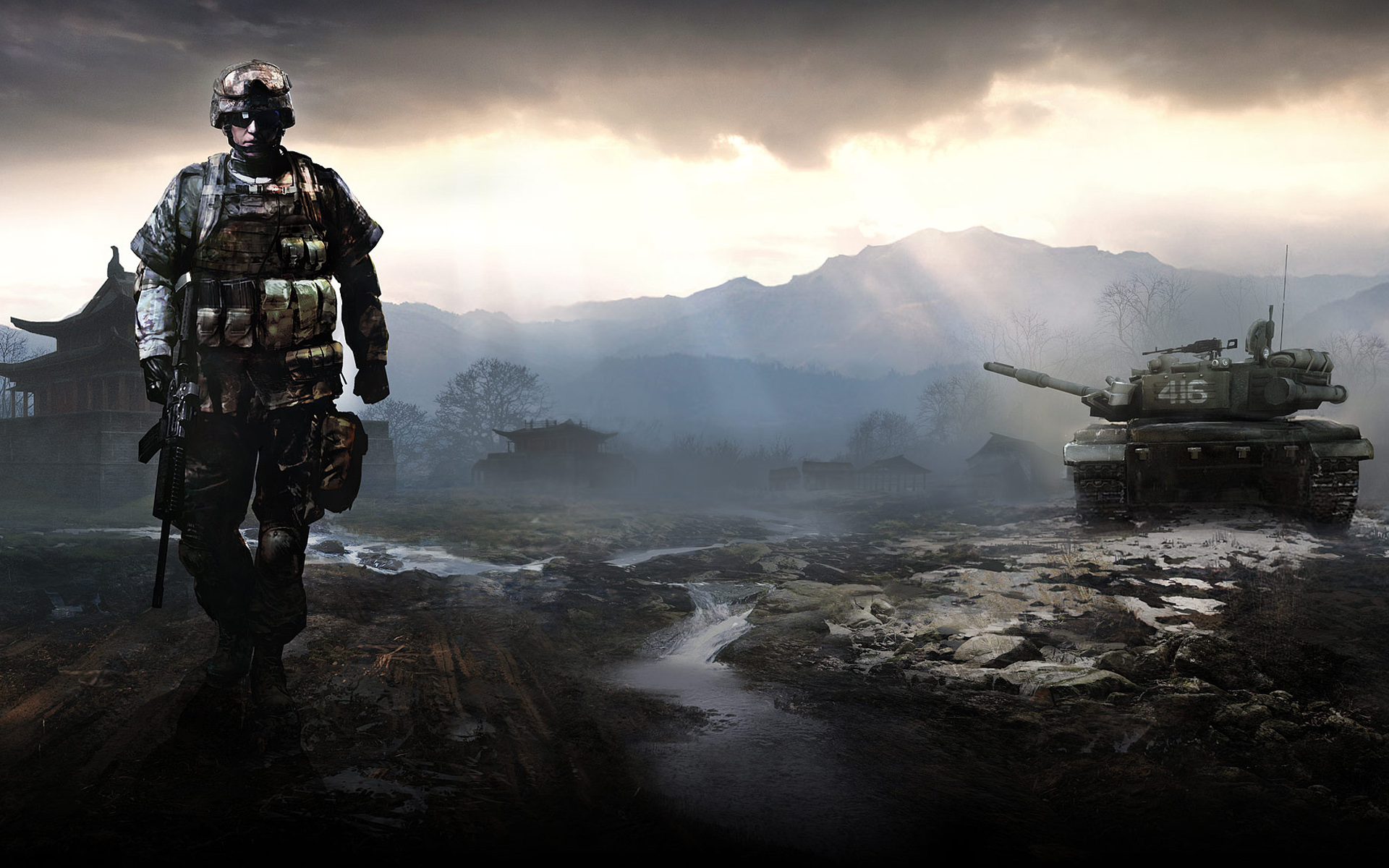 Battlefield Play4Free Game Wallpapers  HD Wallpapers