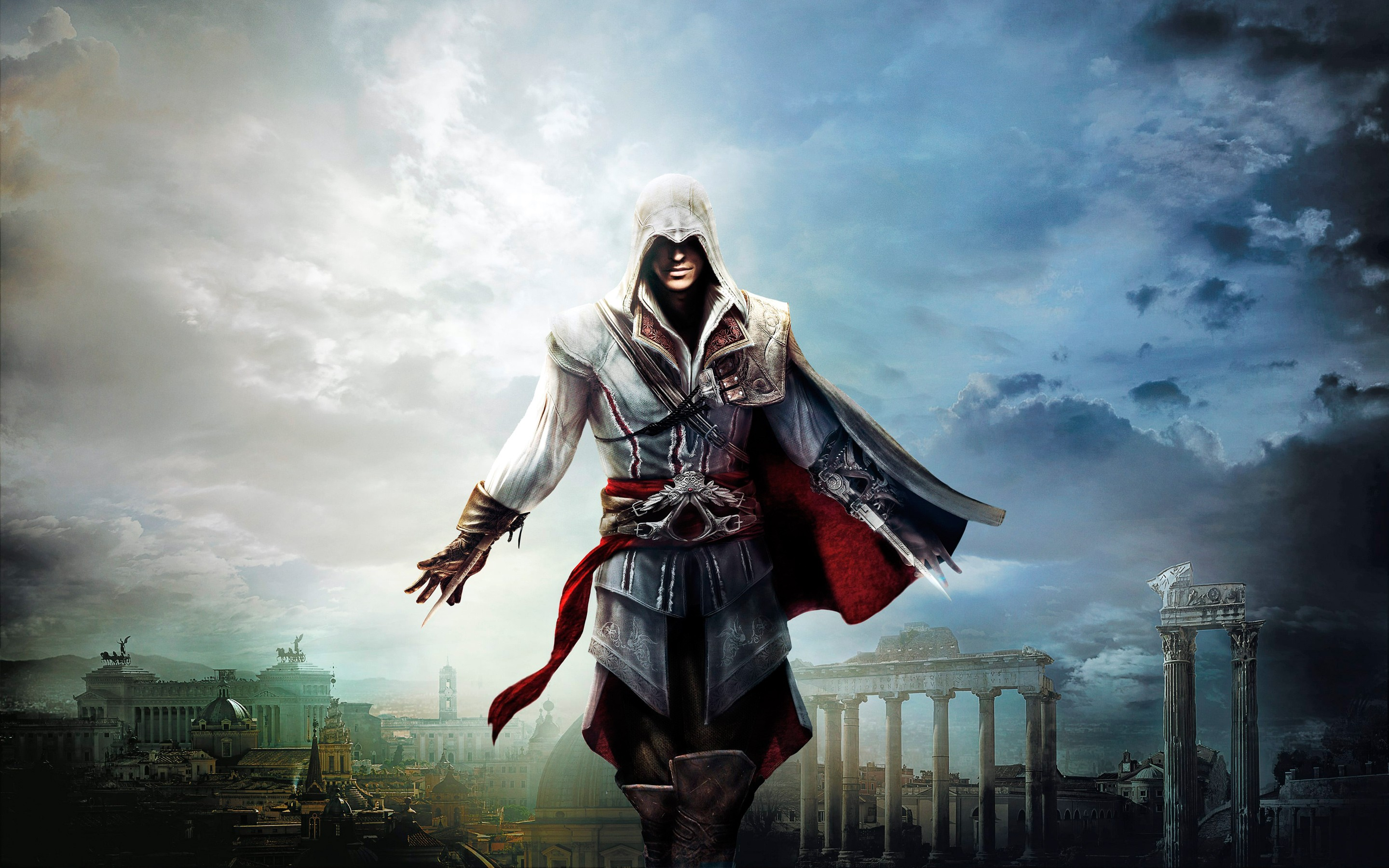 Ezio Assassins Creed The Ezio Collection 4k Wallpapers Hd Wallpapers