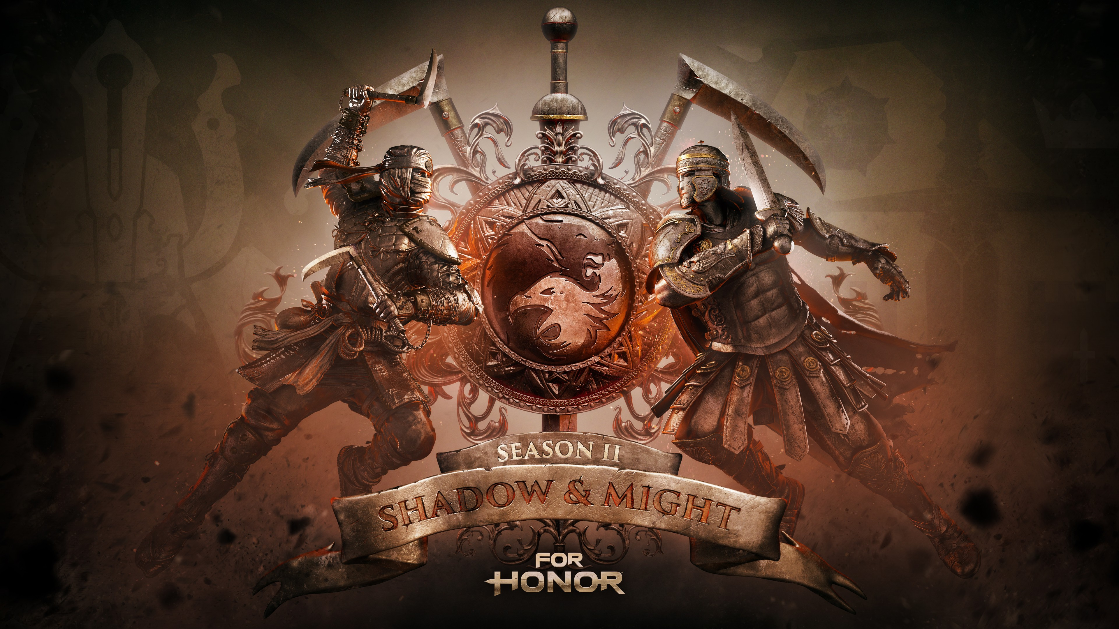 For Honor Season Two Shadow And Might 4k 8k Wallpapers Hd Wallpapers