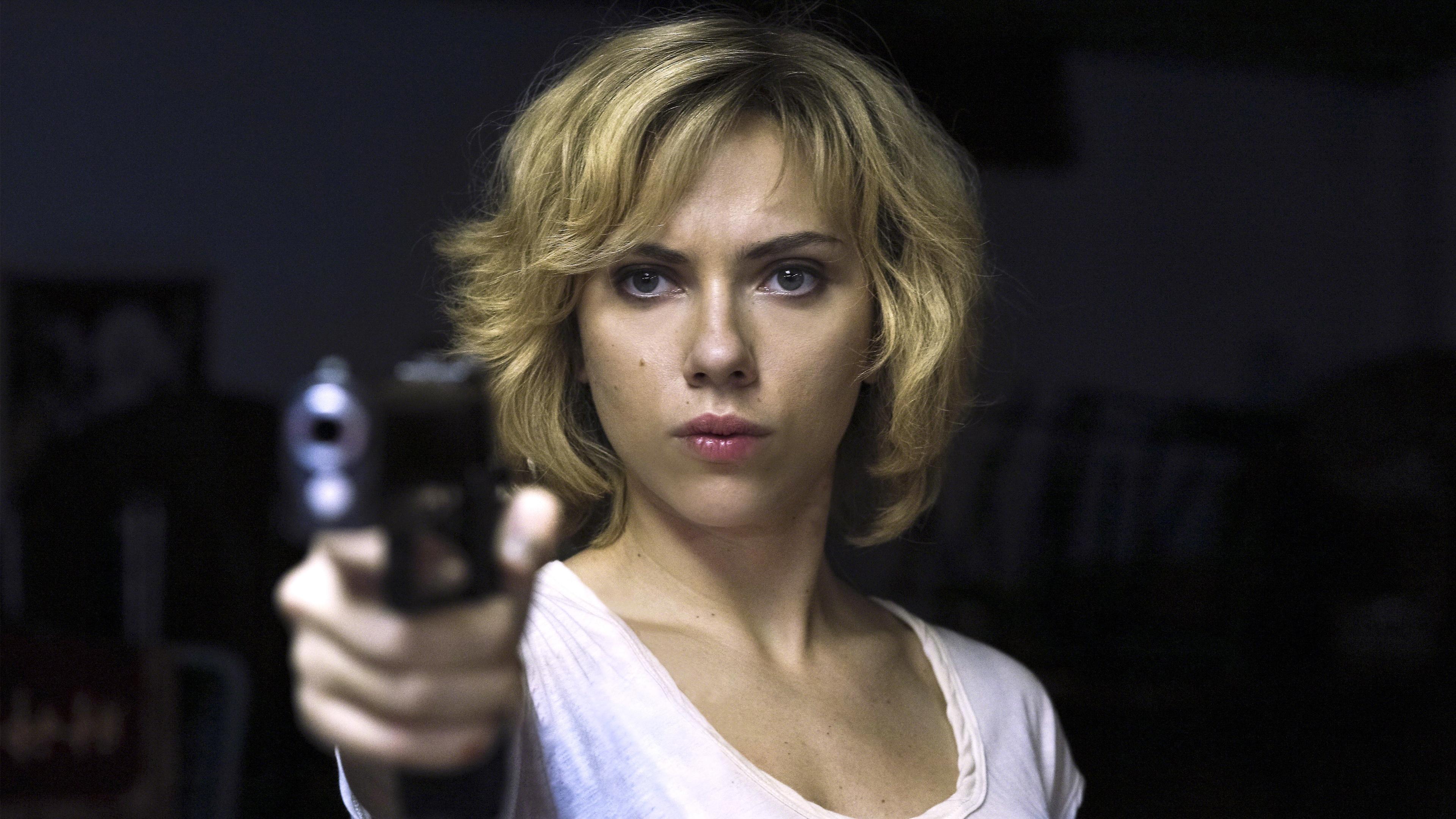 Scarlett Johansson Lucy Wallpapers Hd Wallpapers