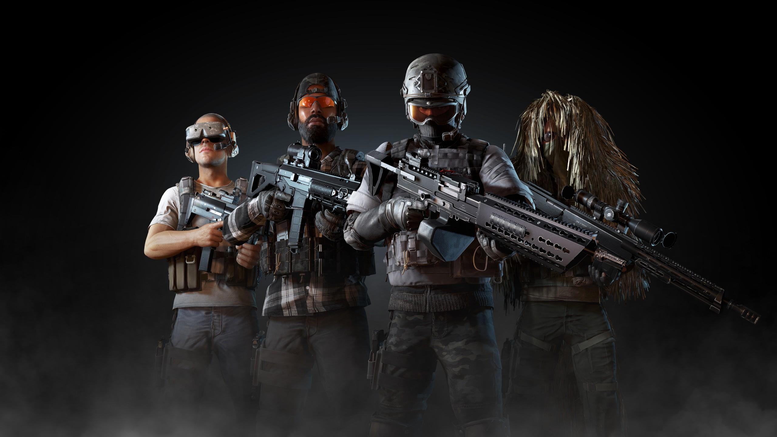 Tom Clancys Ghost Recon Wildlands Ghost War 4k Wallpapers Hd
