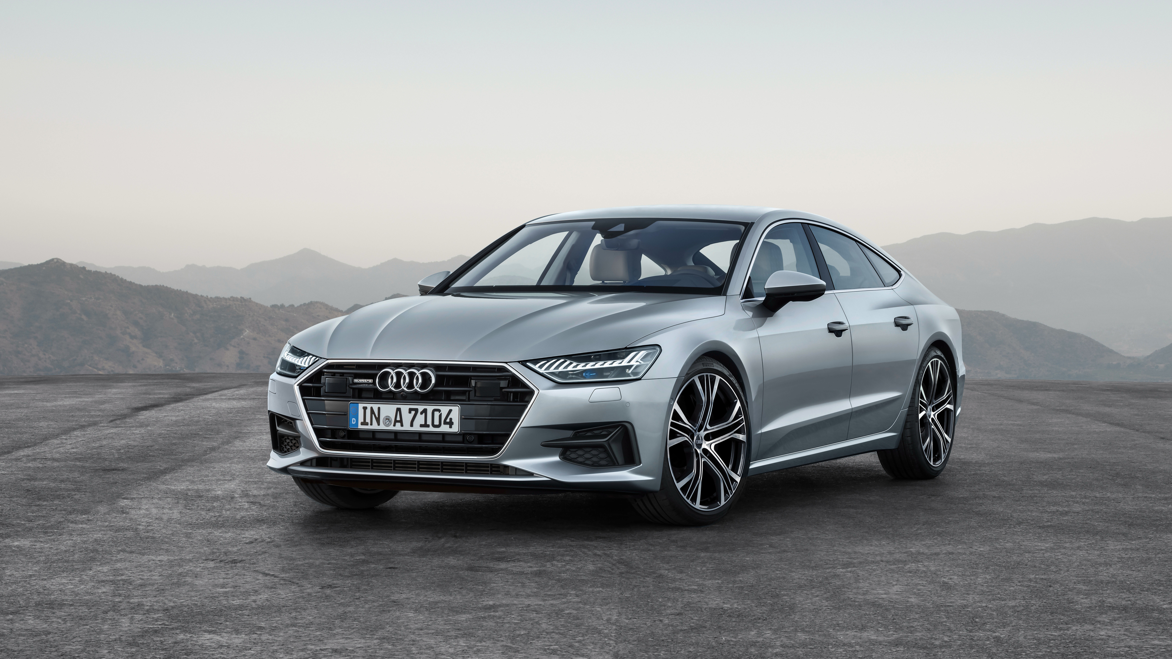 2018 Audi A7 Sportback Quattro 4k Wallpapers Hd Wallpapers