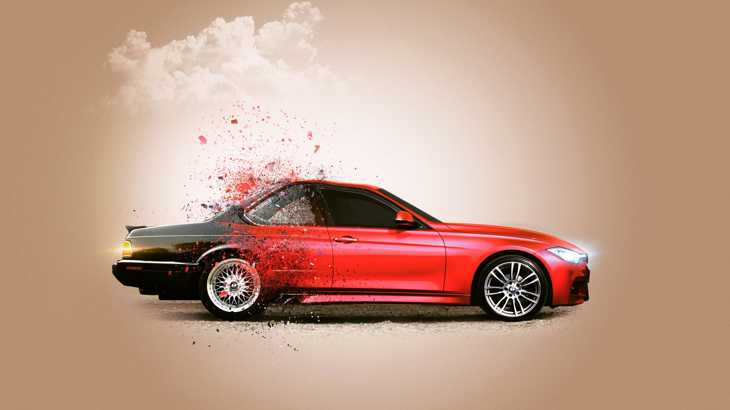 BMW CGI Car 4K Wallpapers | HD Wallpapers