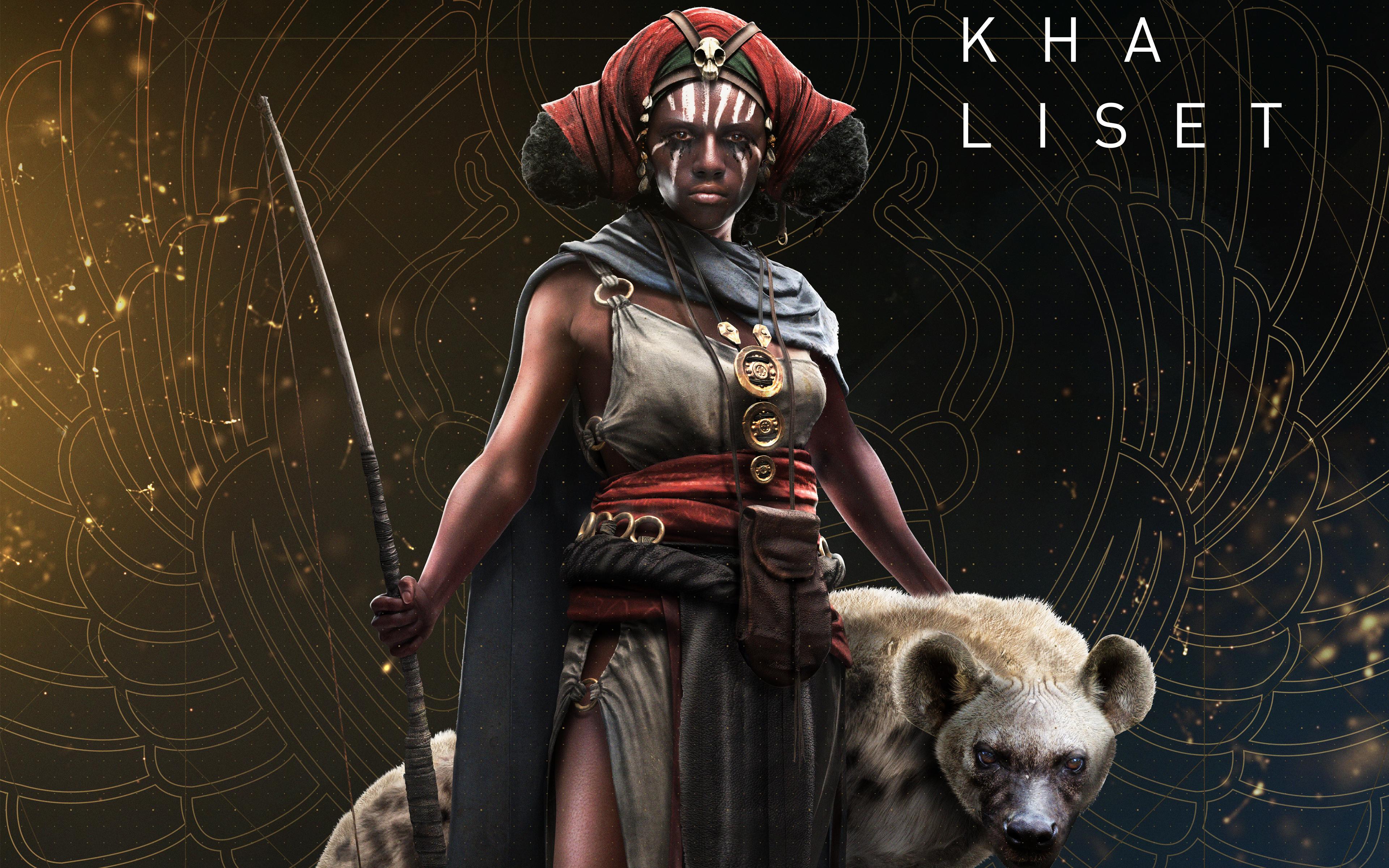 Khaliset Assassins Creed Origins 4k Wallpapers Hd Wallpapers