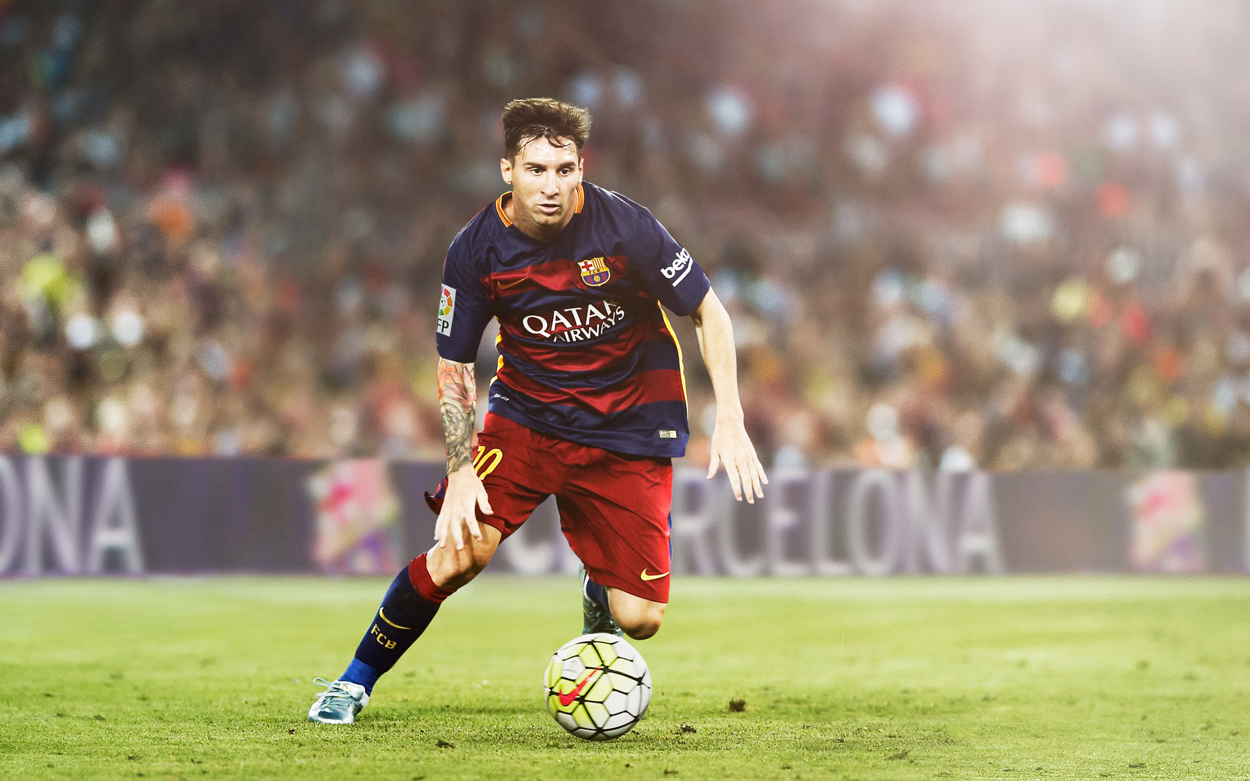 Lionel Messi Fc Barcelona Hd Wallpapers Hd Wallpapers