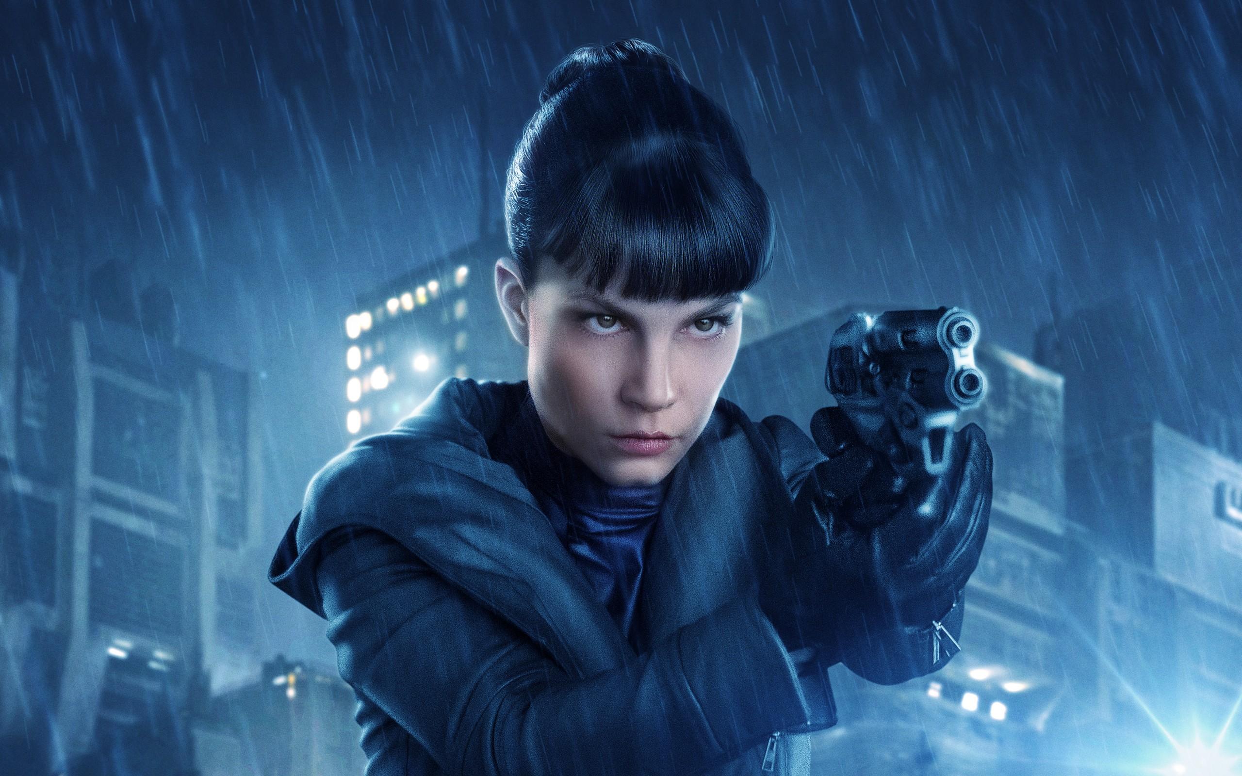 Sylvia Hoeks In Blade Runner 2049 4k Wallpapers Hd Wallpapers
