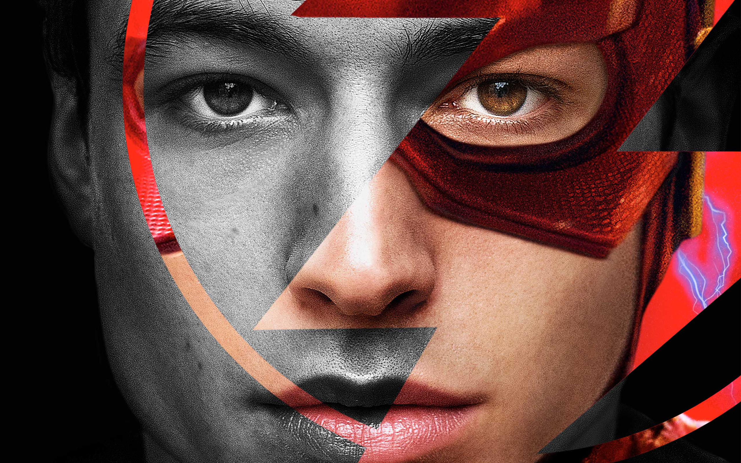 The Flash Ezra Miller Justice League Wallpapers Hd Wallpapers