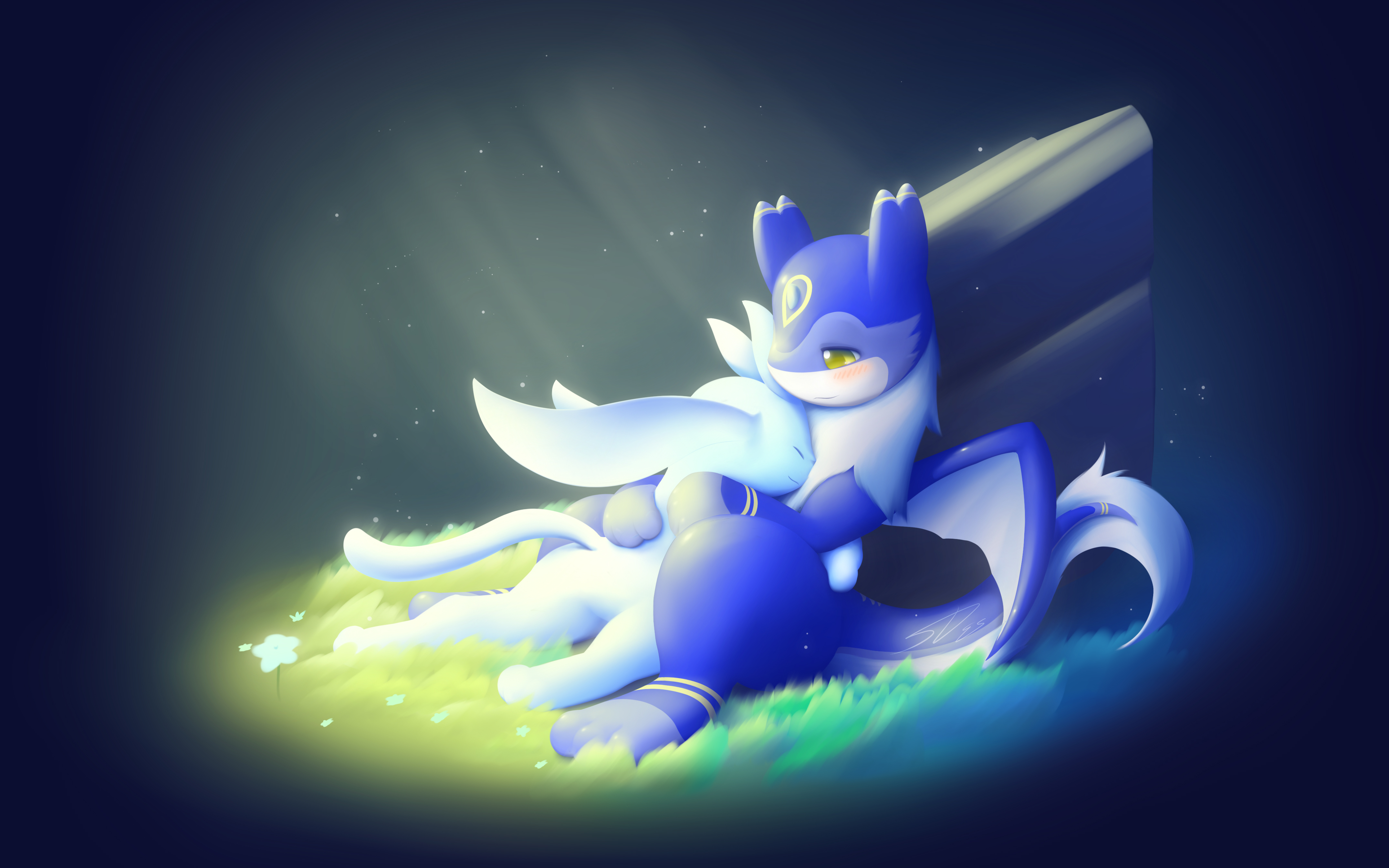 Ori And The Blind Forest Fan Art 4k Wallpapers Hd Wallpapers