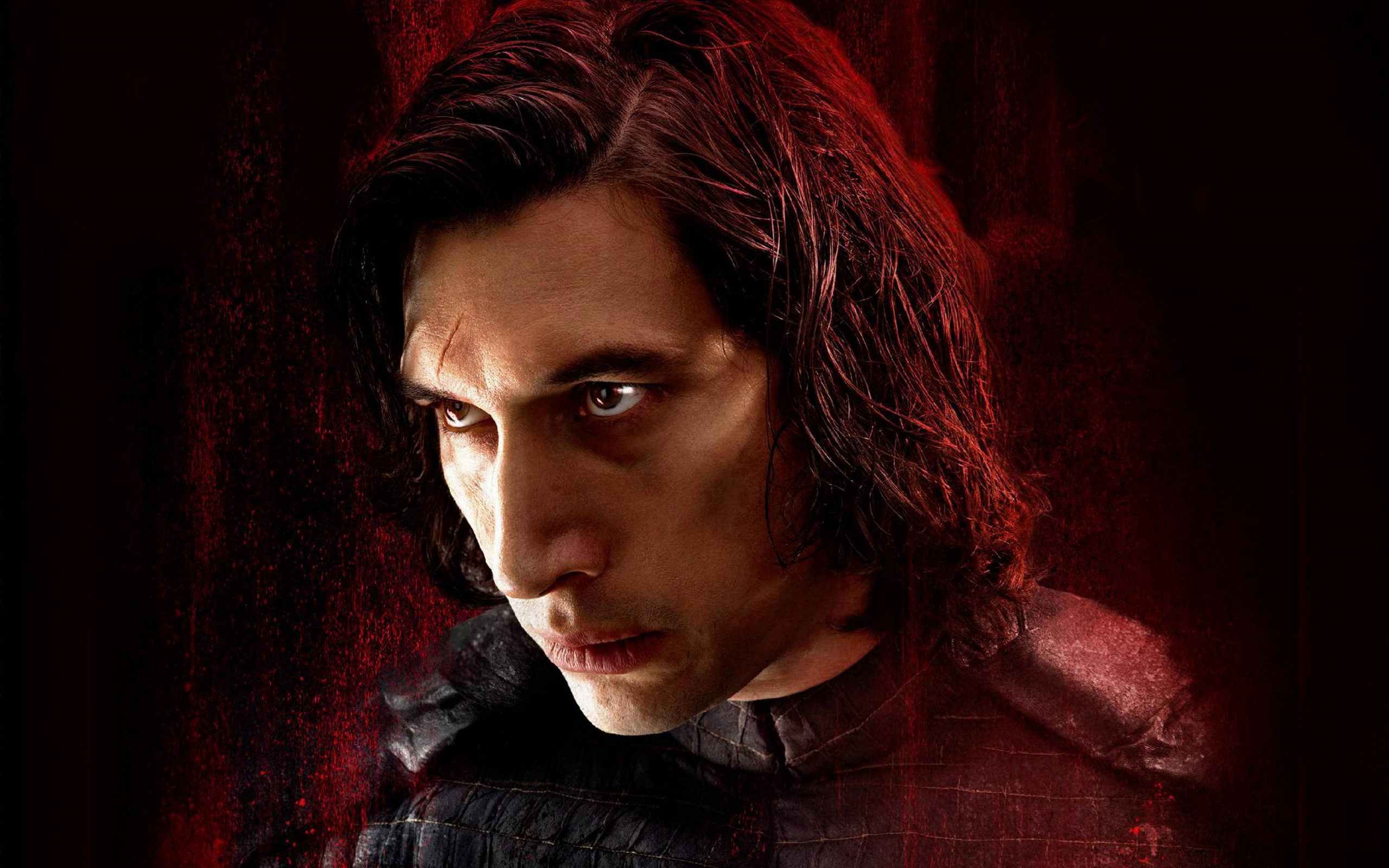 Adam Driver As Kylo Ren In Star Wars The Last Jedi Wallpapers Hd
