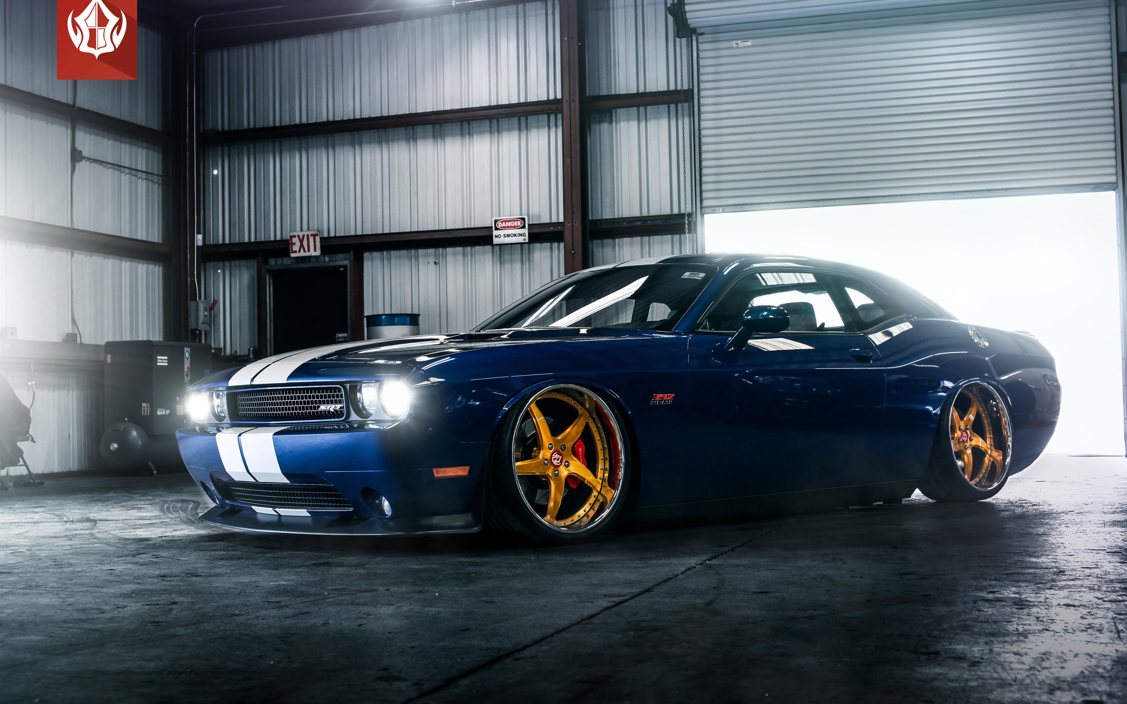 Dodge Challenger SRT 392 4K Wallpapers