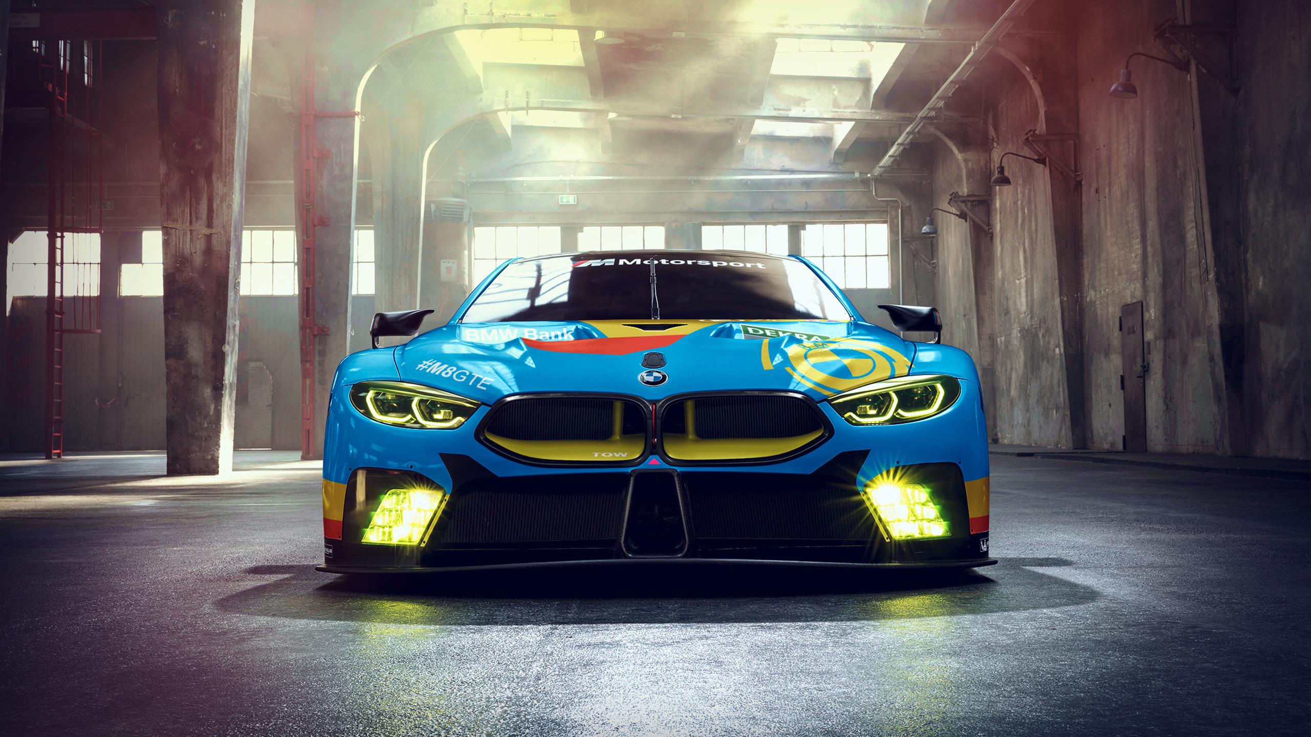 2018 BMW M4 GT4 4K Wallpapers   HD Wallpapers