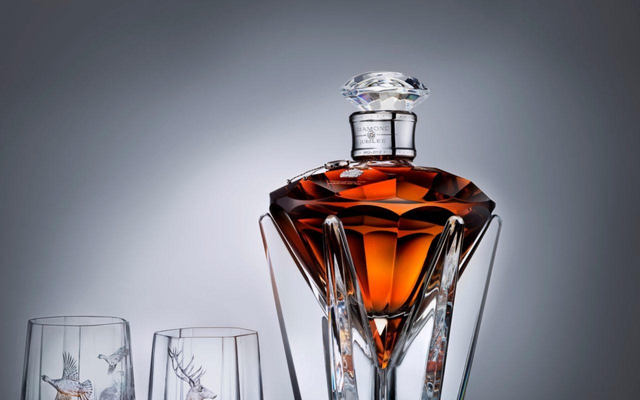 Johnnie Walker, Diamond Jubilee, Whiskey, Alcohol HD
