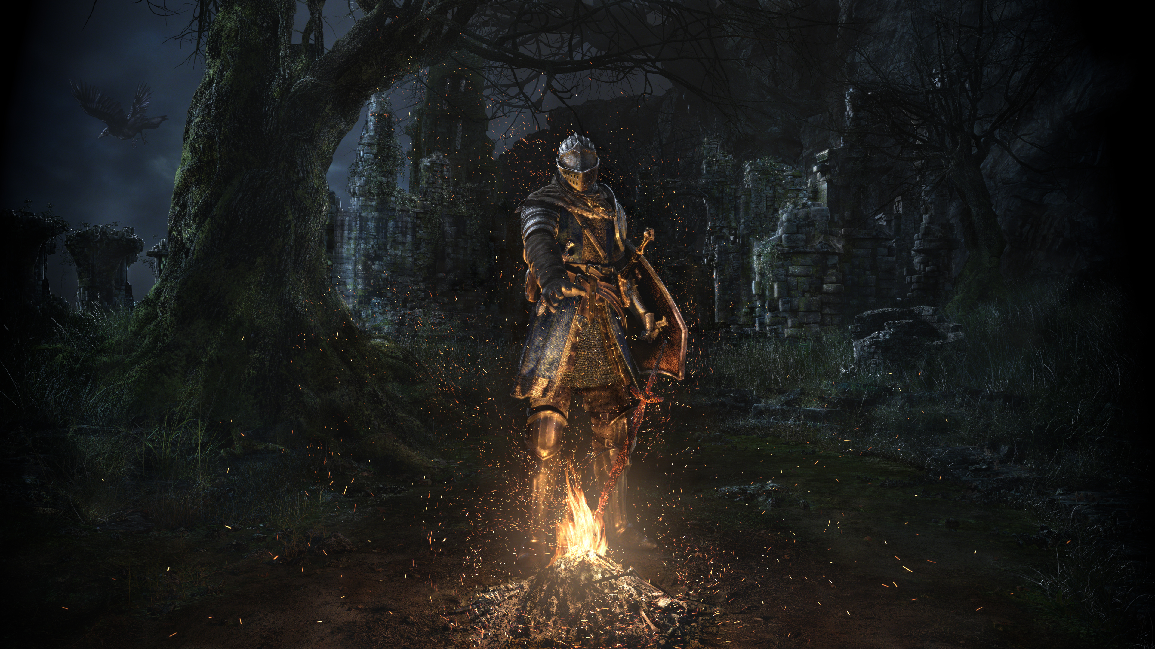 Dark Souls Remastered 4k Wallpapers Hd Wallpapers
