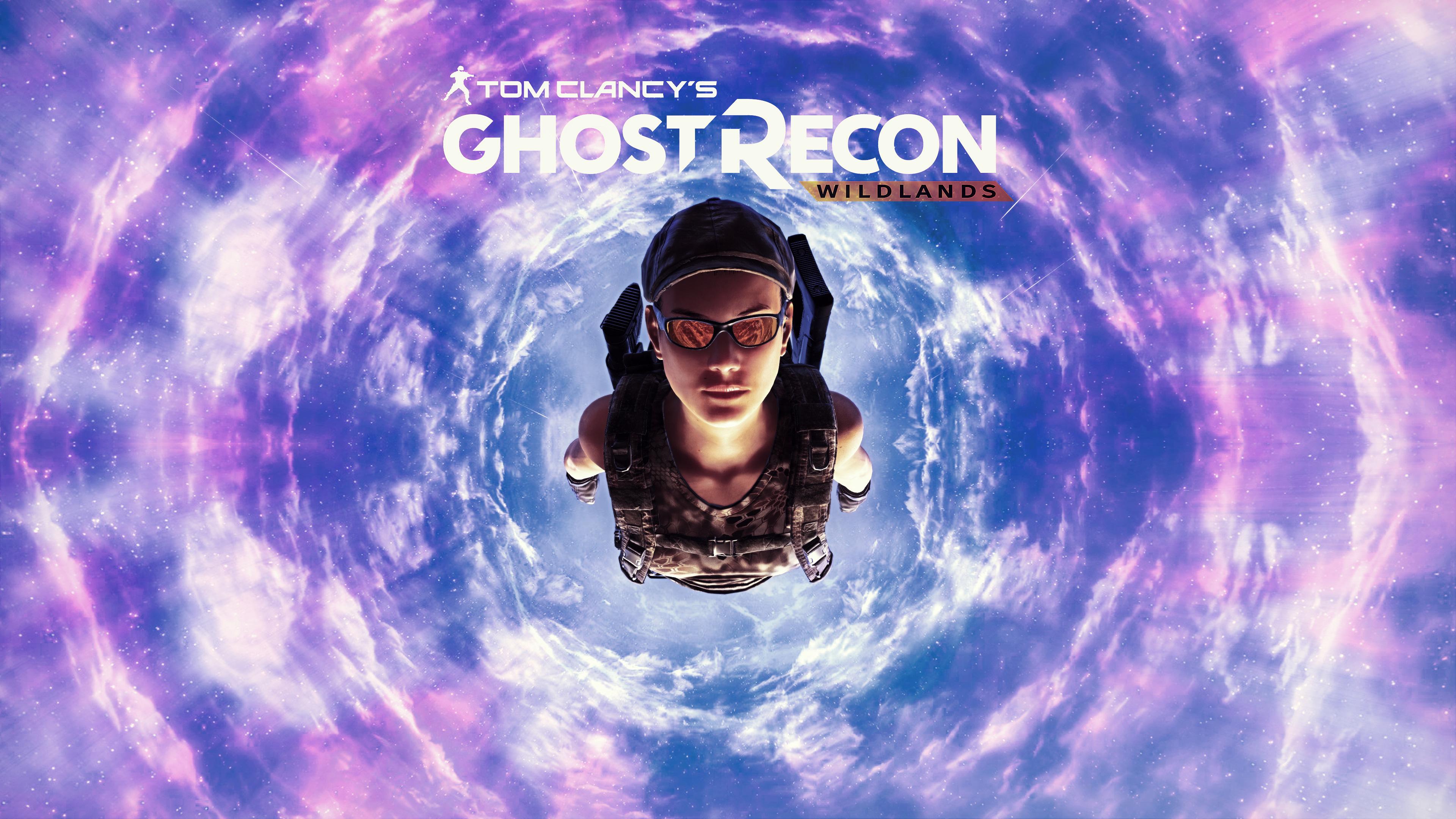 Ghost Recon Wildlands Skydiving 4k Wallpapers Hd Wallpapers
