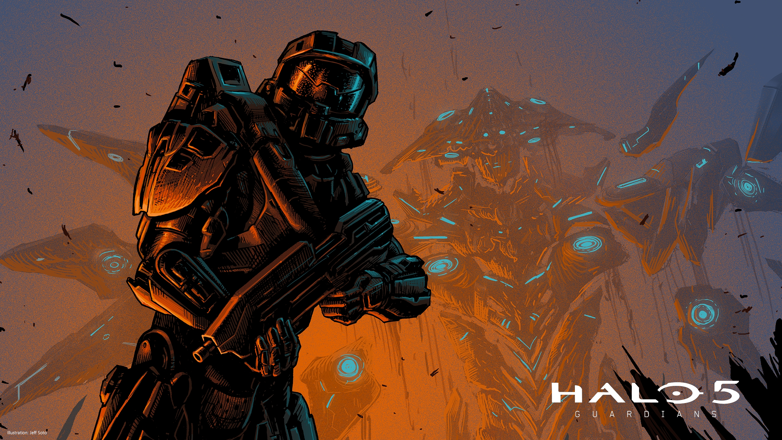 Halo 5 Guardians Master Chief Wallpapers Hd Wallpapers