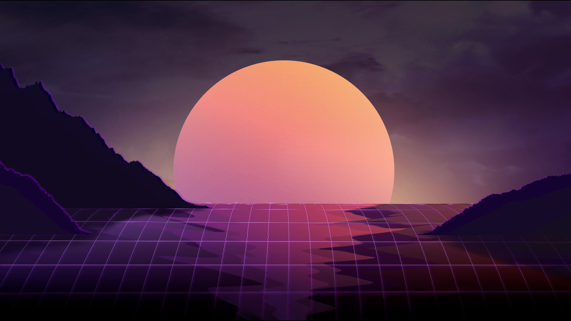 Neon Sunset HD Wallpapers | HD Wallpapers