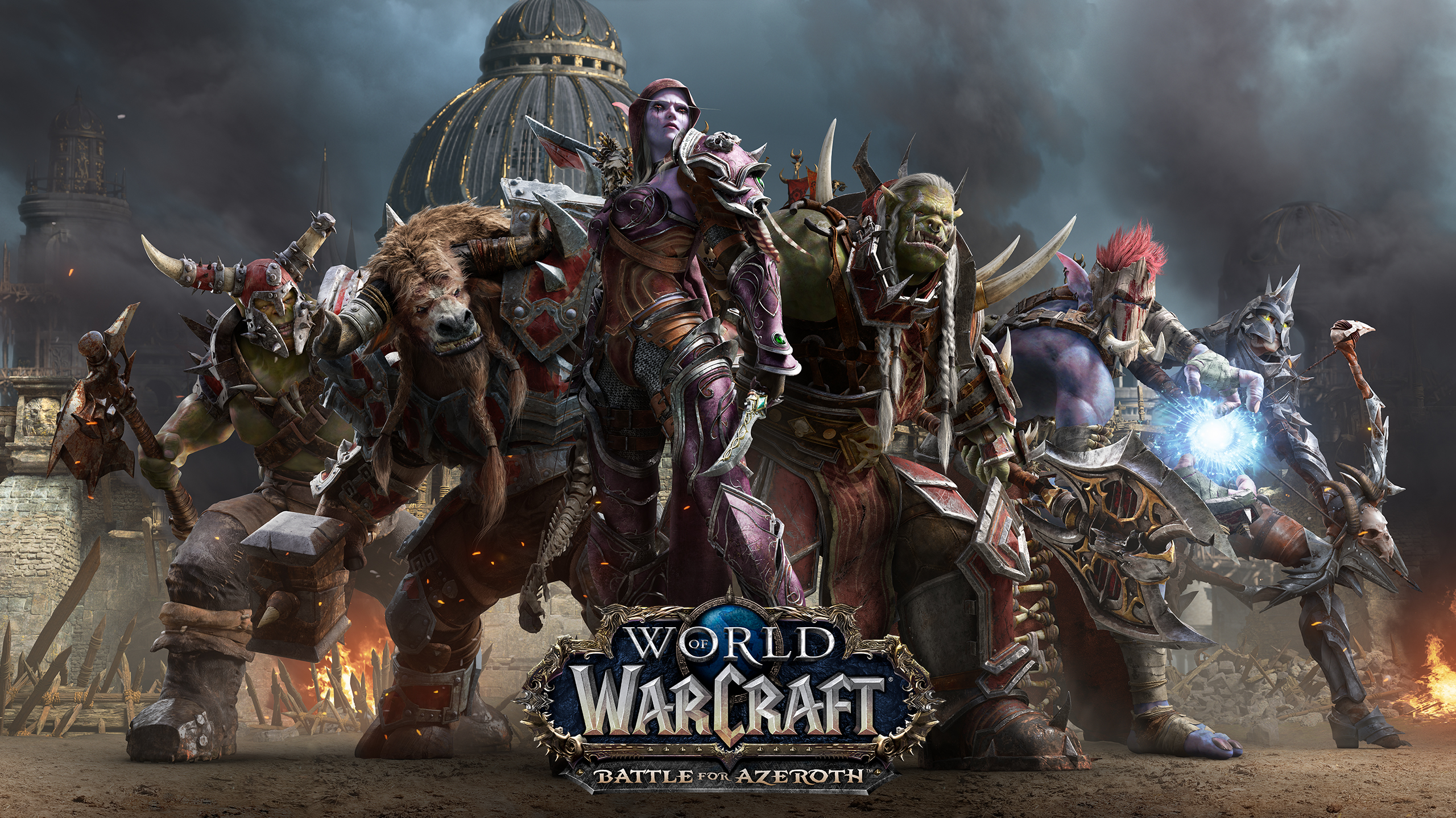 World Of Warcraft Horde Wallpapers Hd Wallpapers