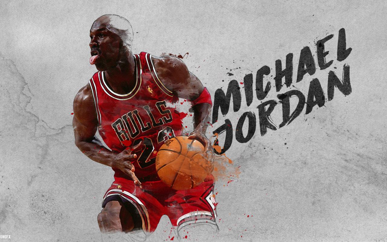 Michael Jordan Artwork Wallpapers Hd Wallpapers
