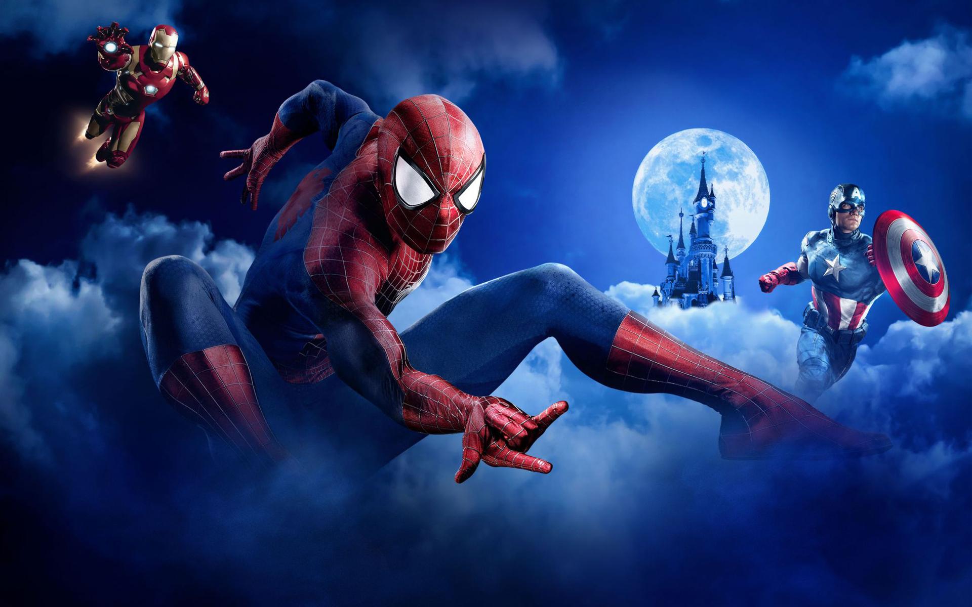 disneyland paris marvel summer of superheroes wide