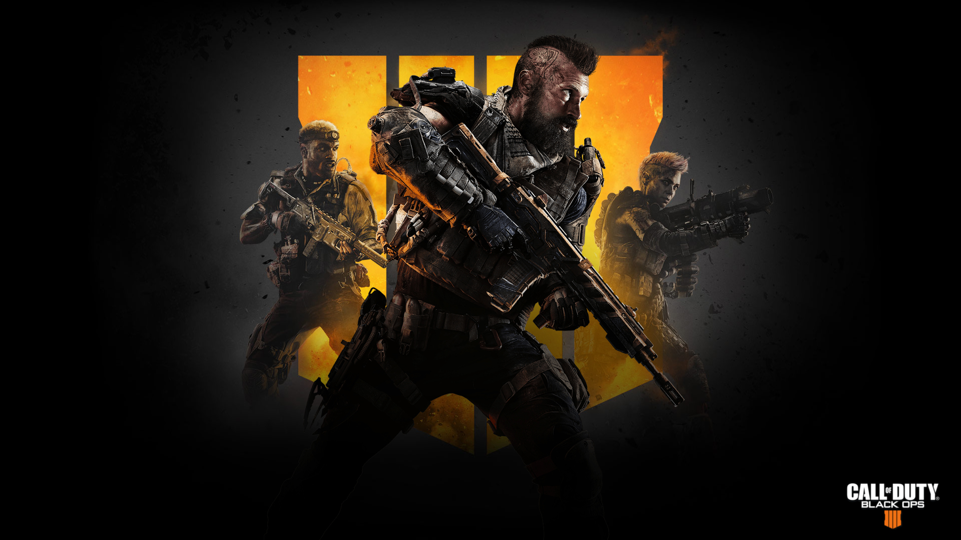 Call Of Duty Black Ops 4 Widewallpapers Hd Wallpapers