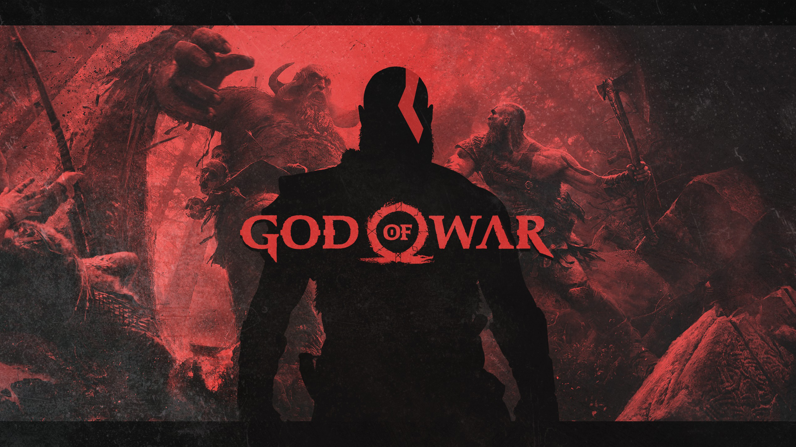 God Of War Ps4 2018 Wallpapers Hd Wallpapers