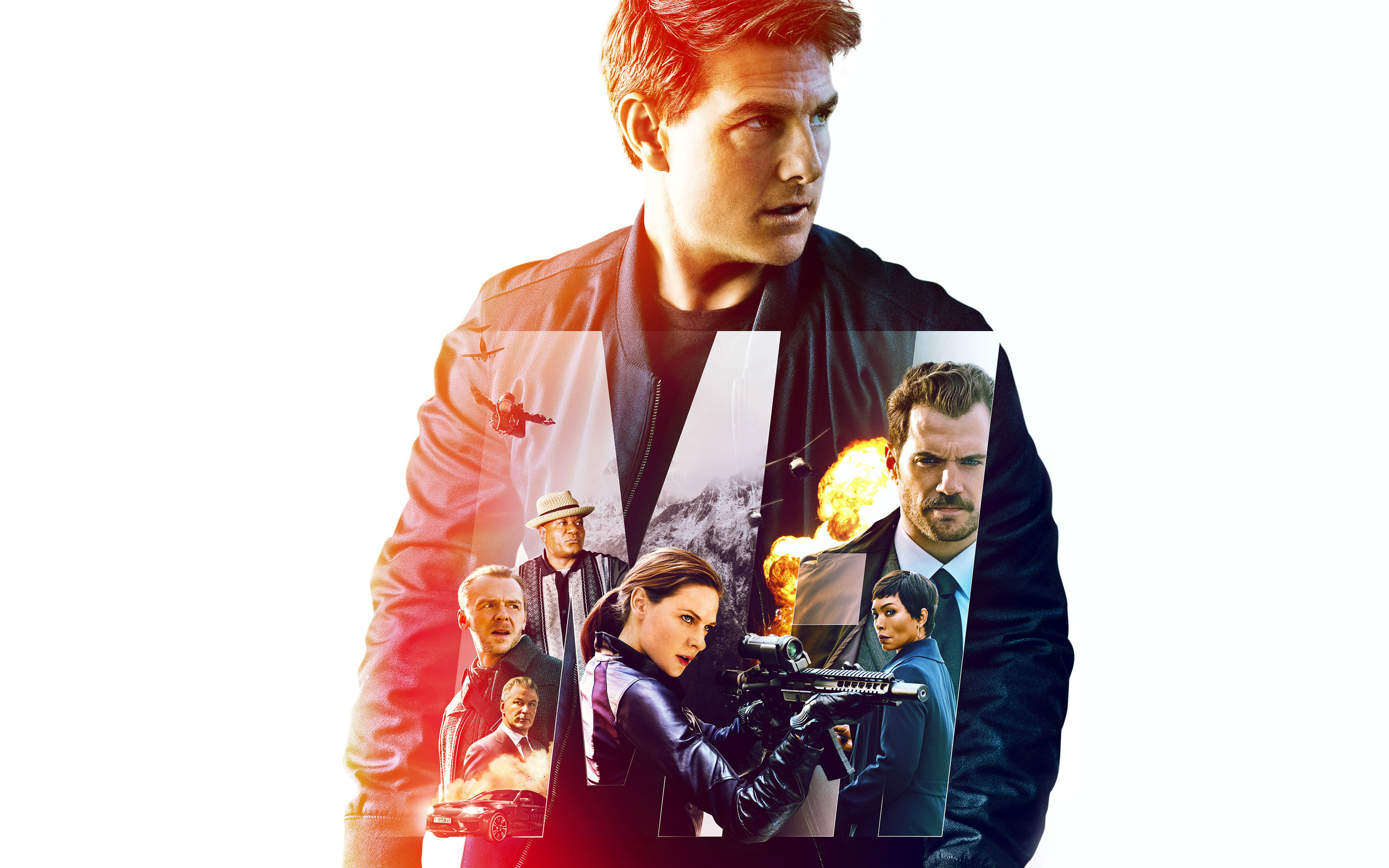 mission impossible fallout 2018 4k 8k 2