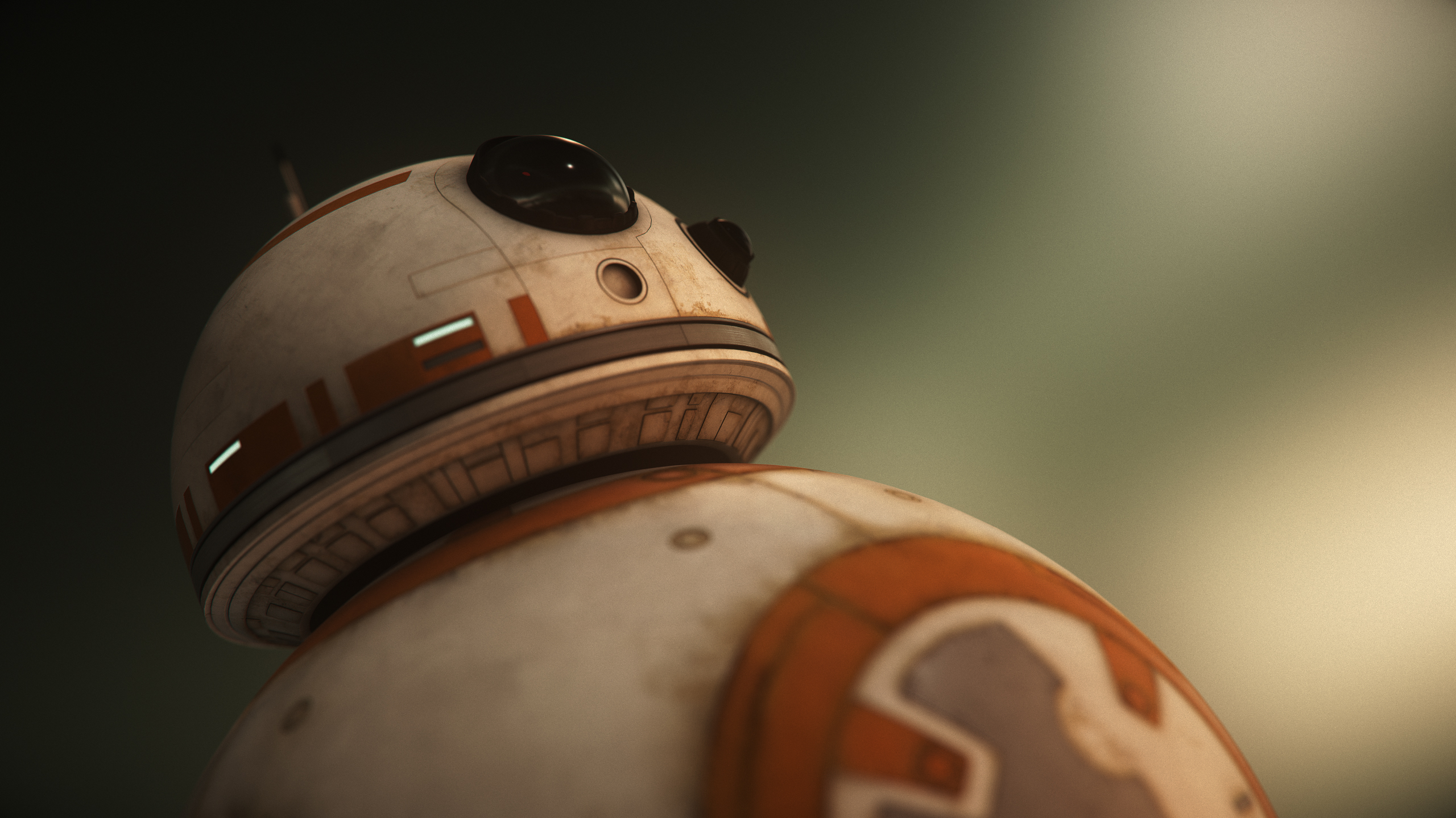 Bb 8 Droid In Star Wars Wallpapers Hd Wallpapers
