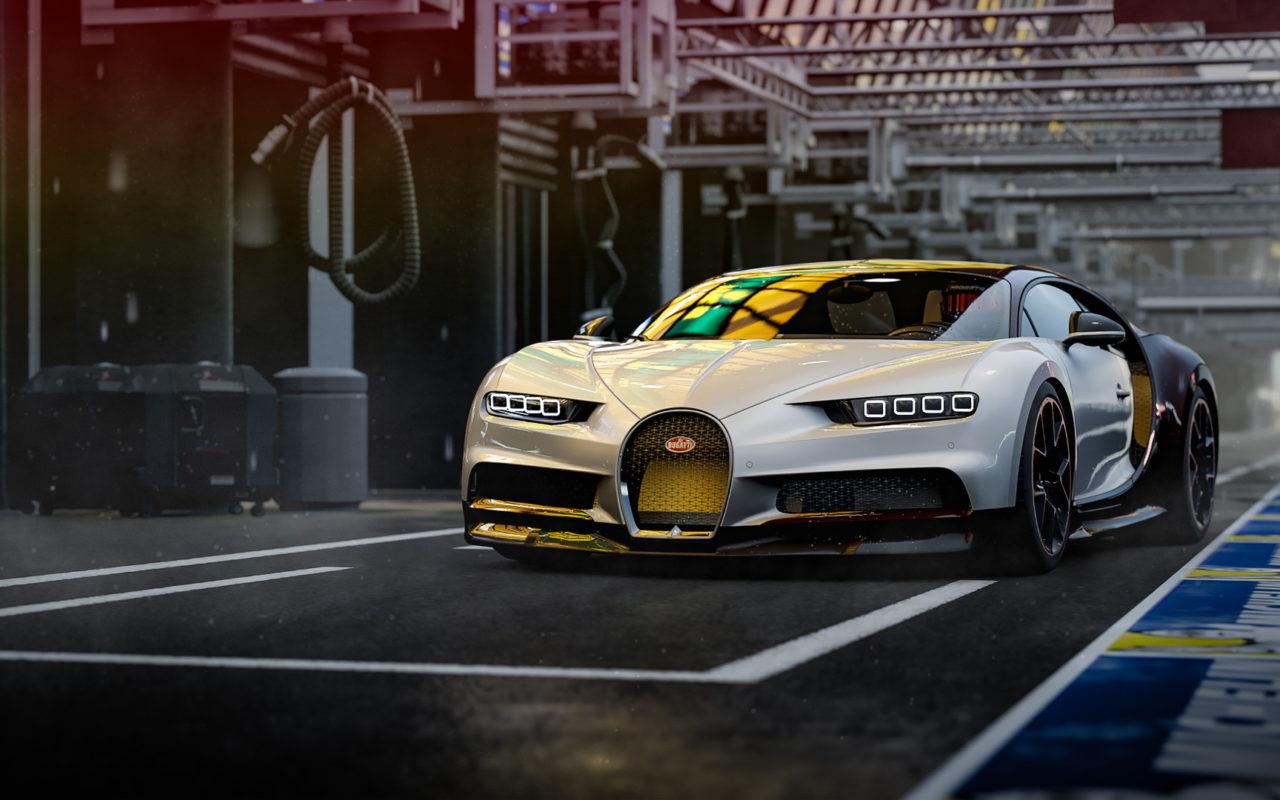 Bugatti Chiron Luxurious Super Sports Car Wallpapers Hd