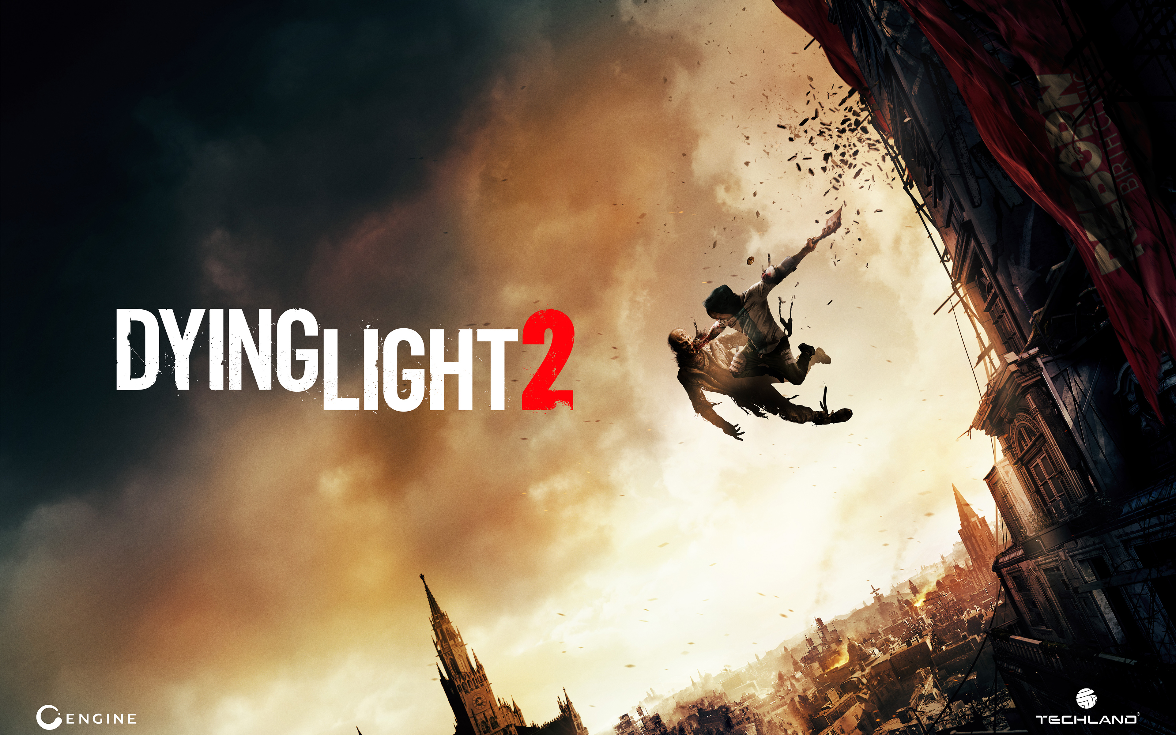 dying light 2 e3 2018 4k 8k wallpapers