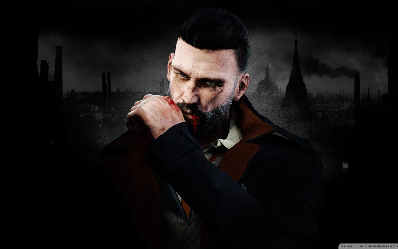 Vampyr 2018 Video Game Wallpapers Hd Wallpapers