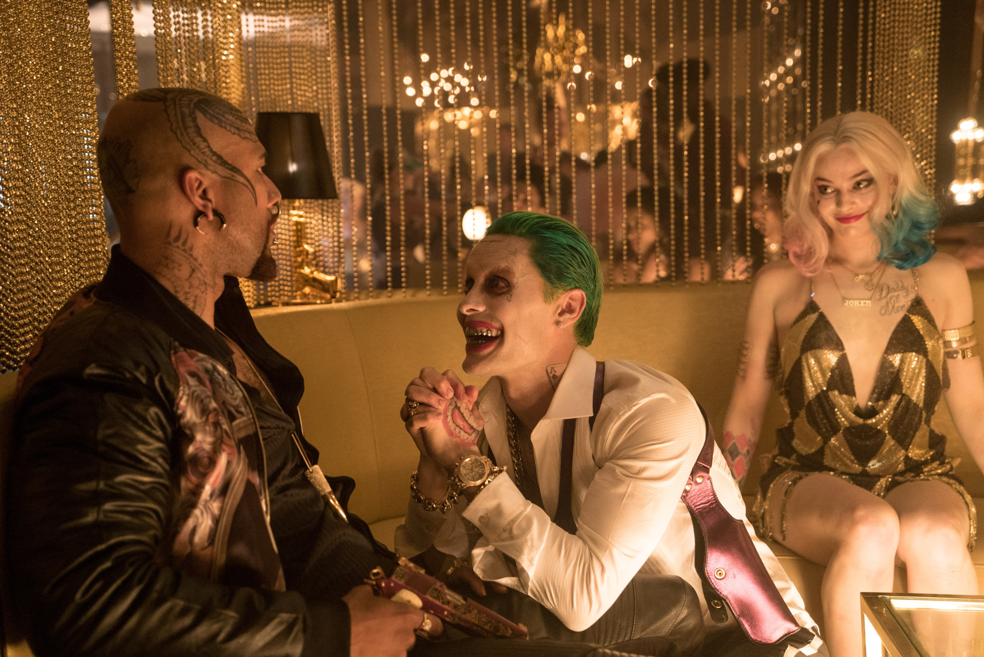 Jared Leto Joker Margot Robbie Suicide Squad Will Smith Wallpapers
