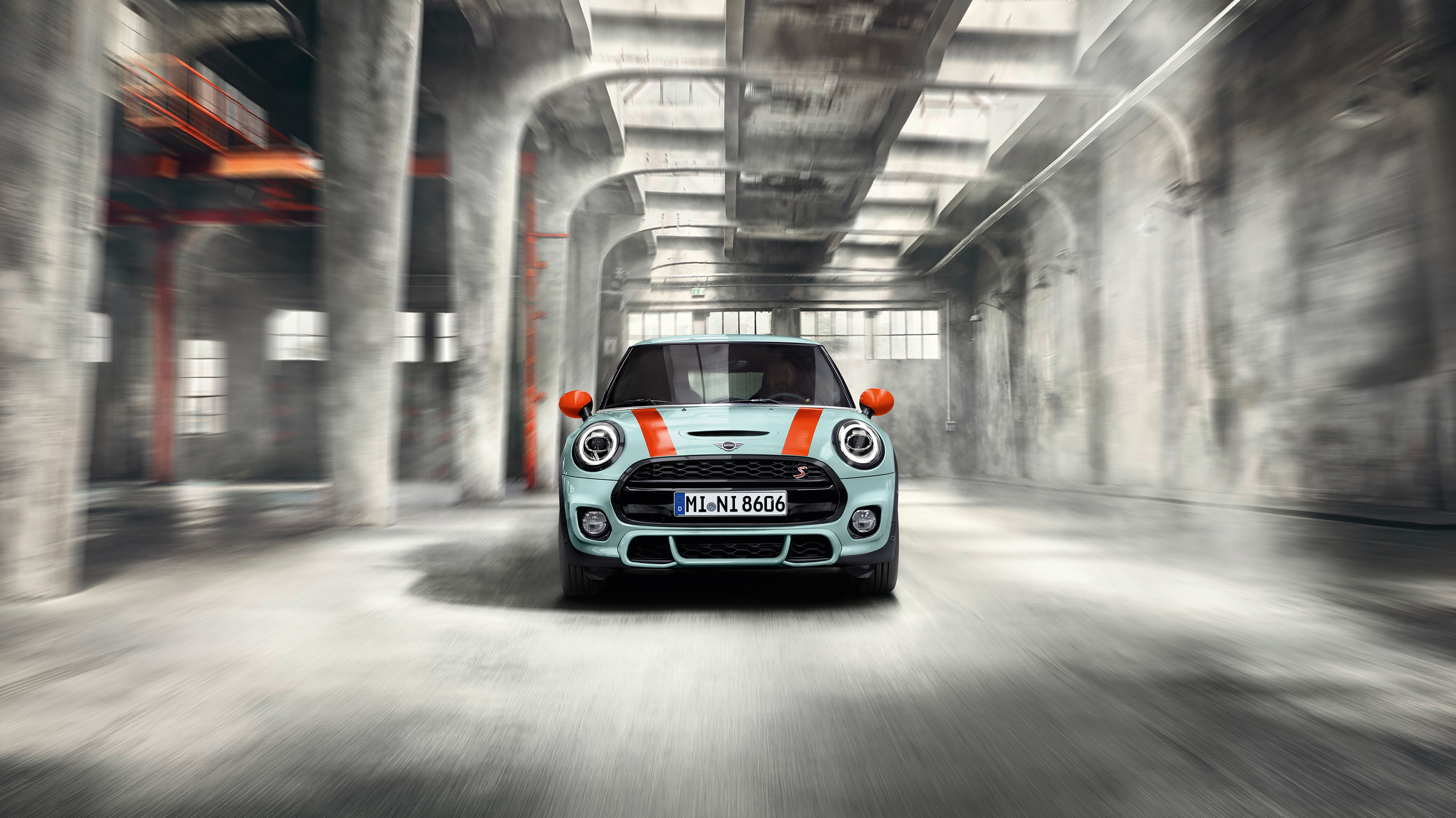 Mini Cooper S Delaney Edition 2018 4k Wallpapers Hd Wallpapers