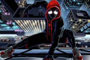 Spiderman Into The Spider Verse Movie 8k Hd Movies Hd Wallpapers Life