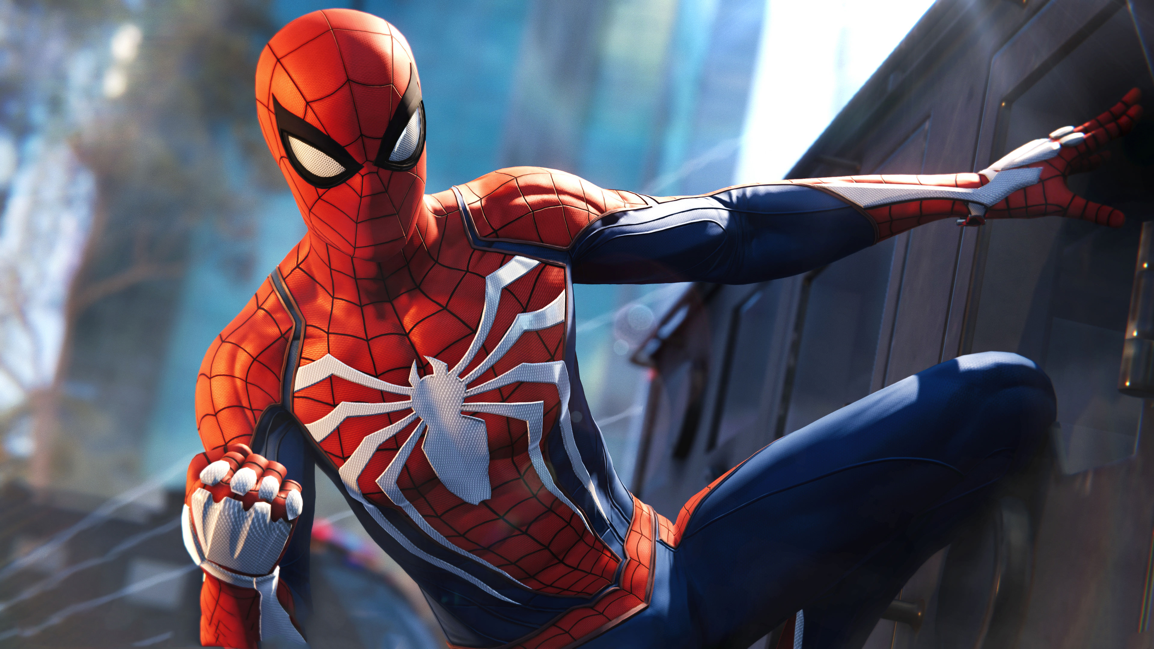 spider-man ps4 4k wallpapers   hd wallpapers